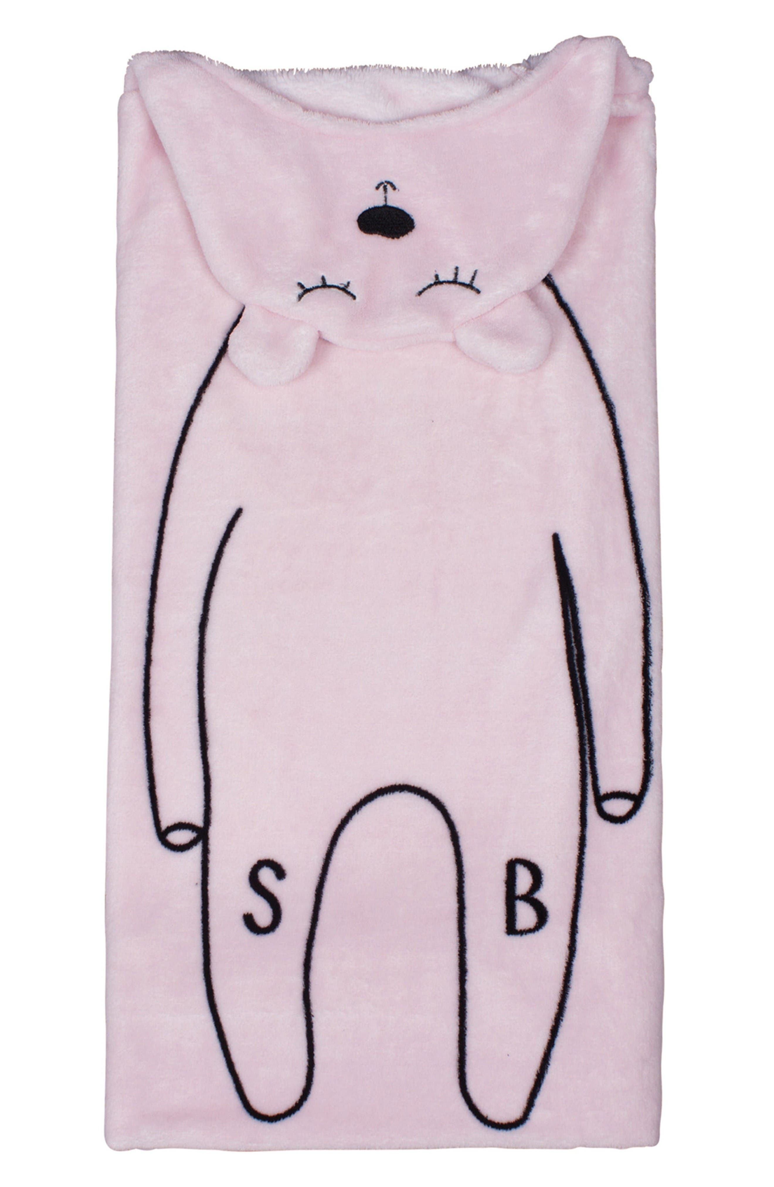 SOOKIbaby Oh Deer Hooded Blanket (Baby)