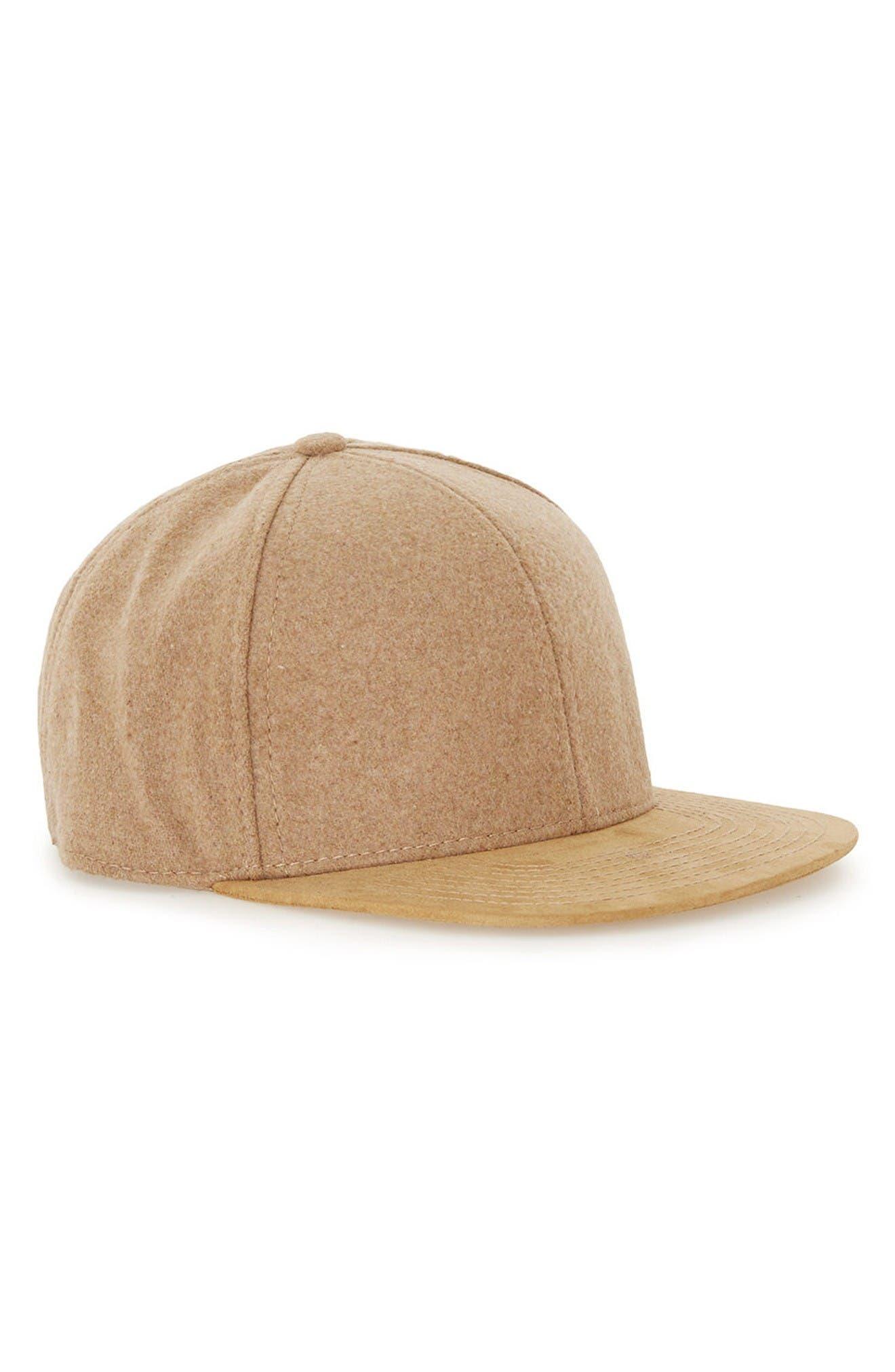 Topman Textured Cap