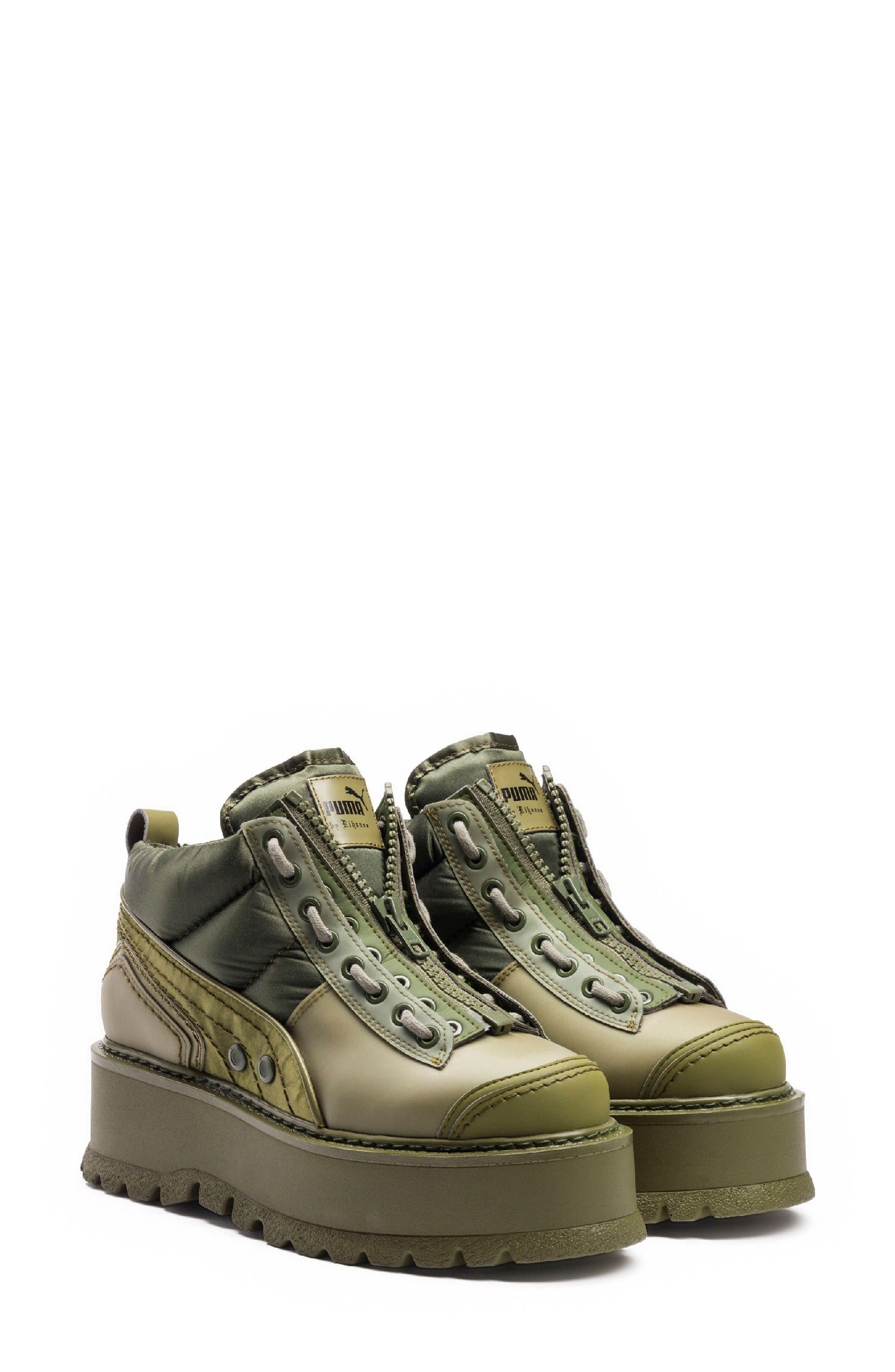 FENTY PUMA by Rihanna Platform Sneaker Boot (Women)