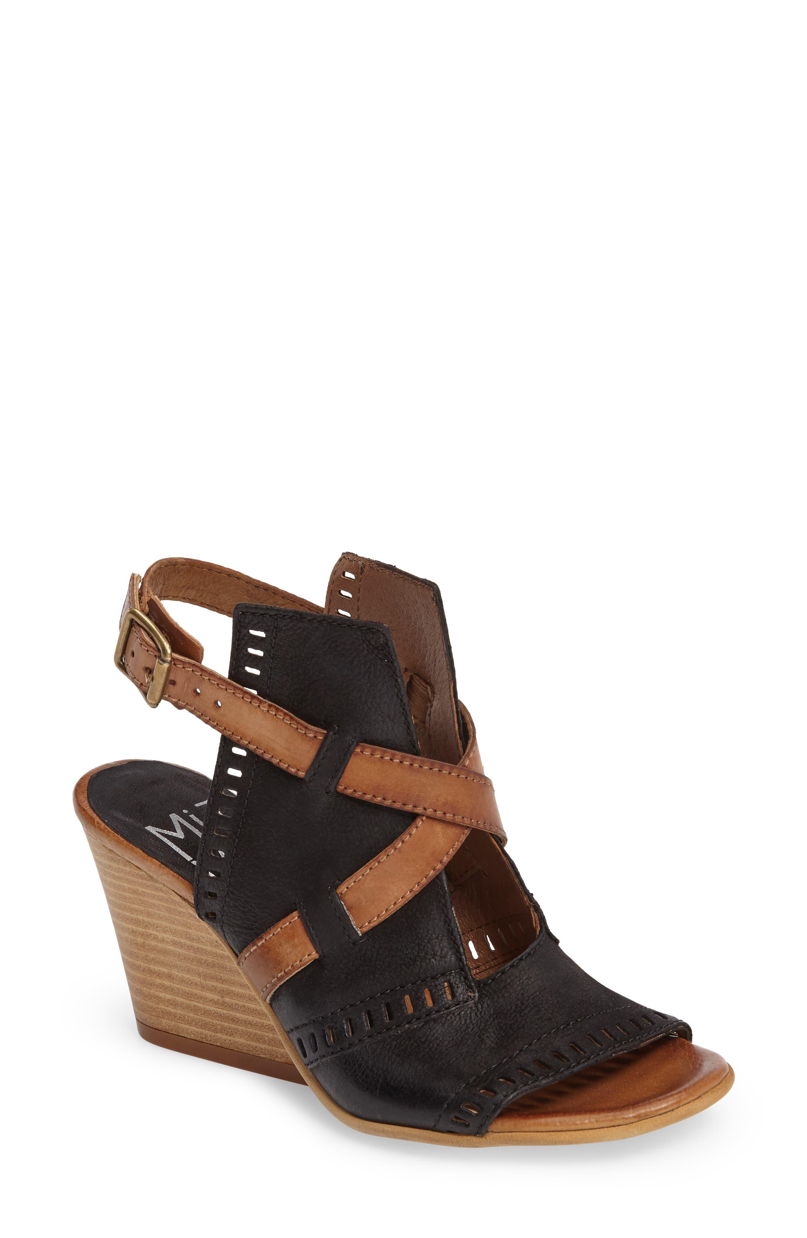 Miz Mooz Kipling Perforated Sandal (Women)