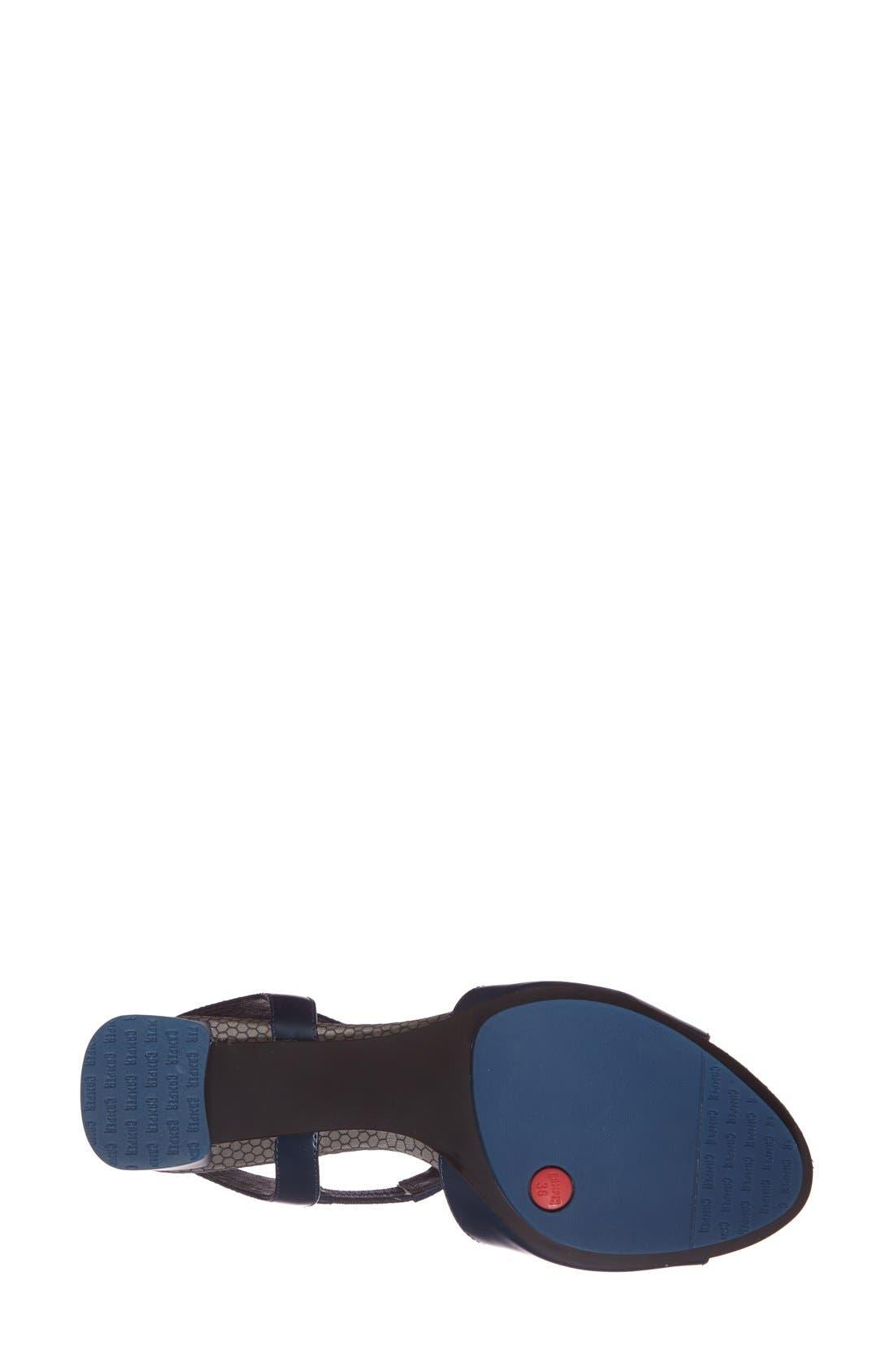 Alternate Image 4  - Camper 'Myriam' T-Strap Sandal (Women)