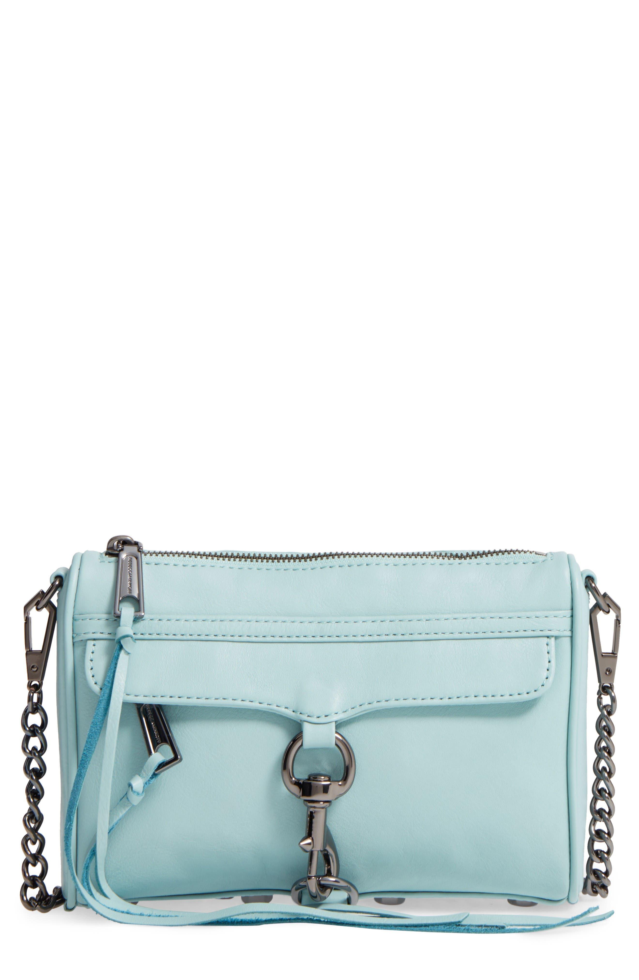 Rebecca Minkoff 'Mini MAC' Convertible Crossbody Bag