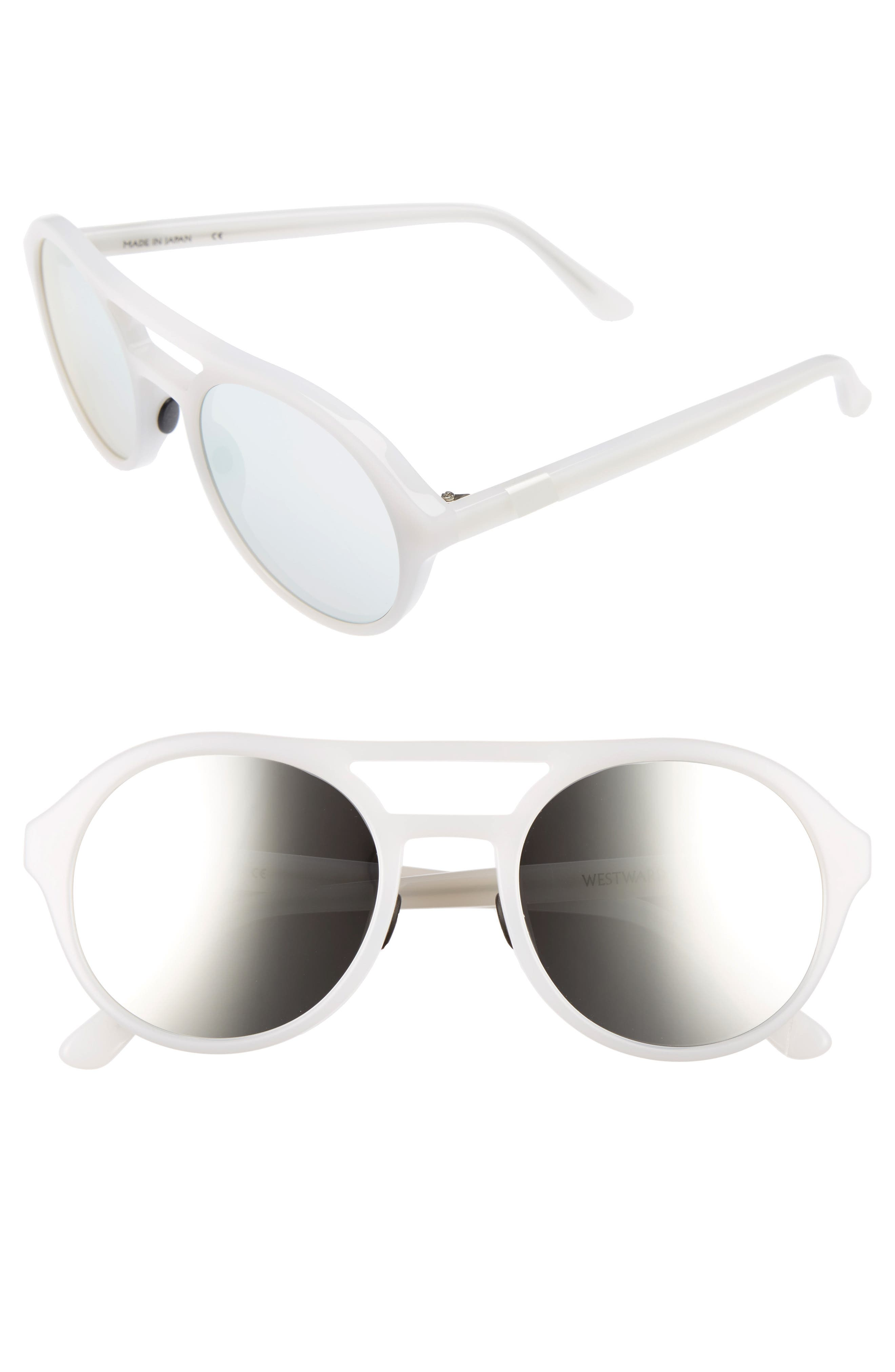 Westward Leaning Olympus Mons 54mm Aviator Sunglasses