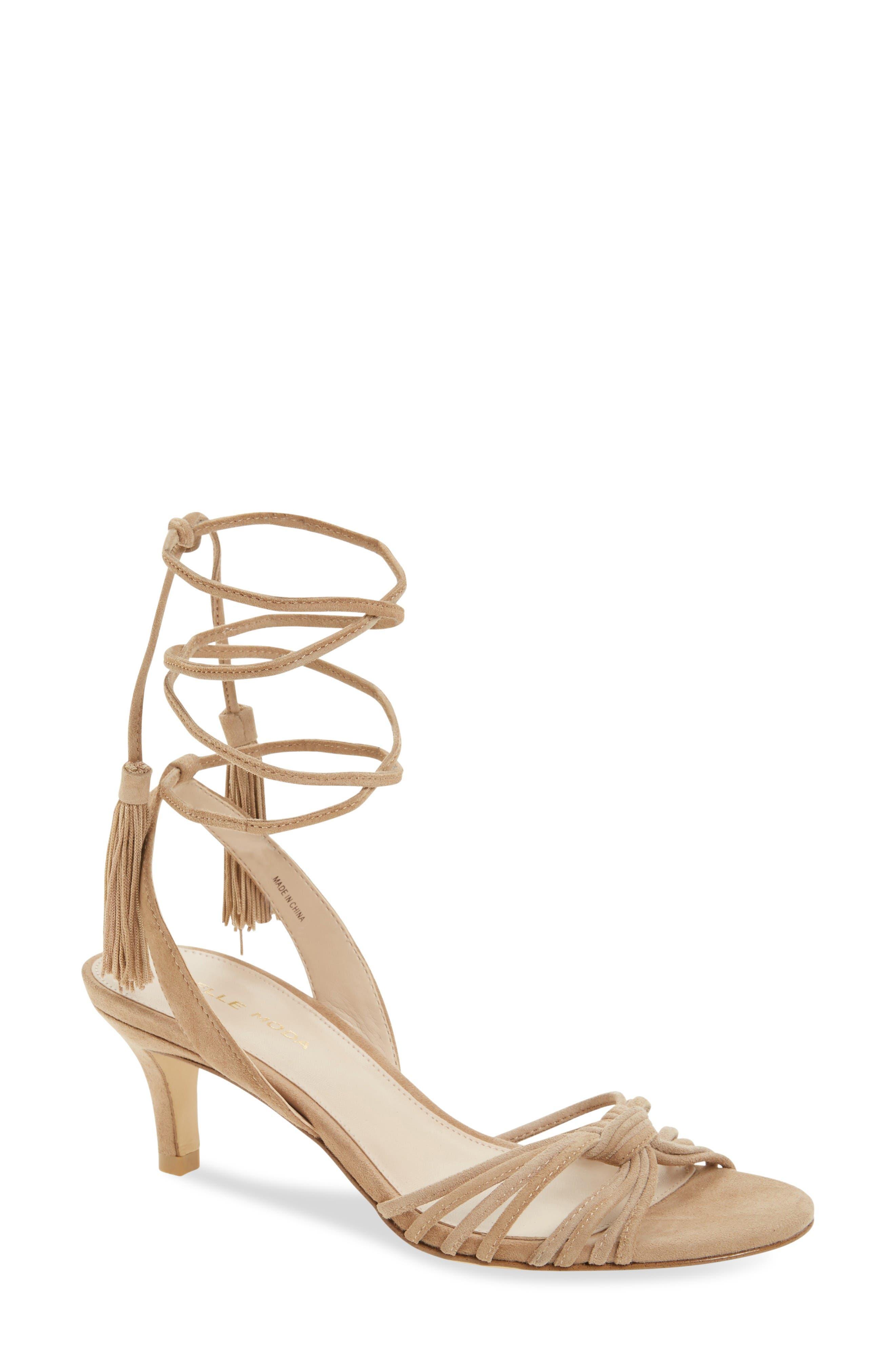 Pelle Moda Benni Sandal (Women)