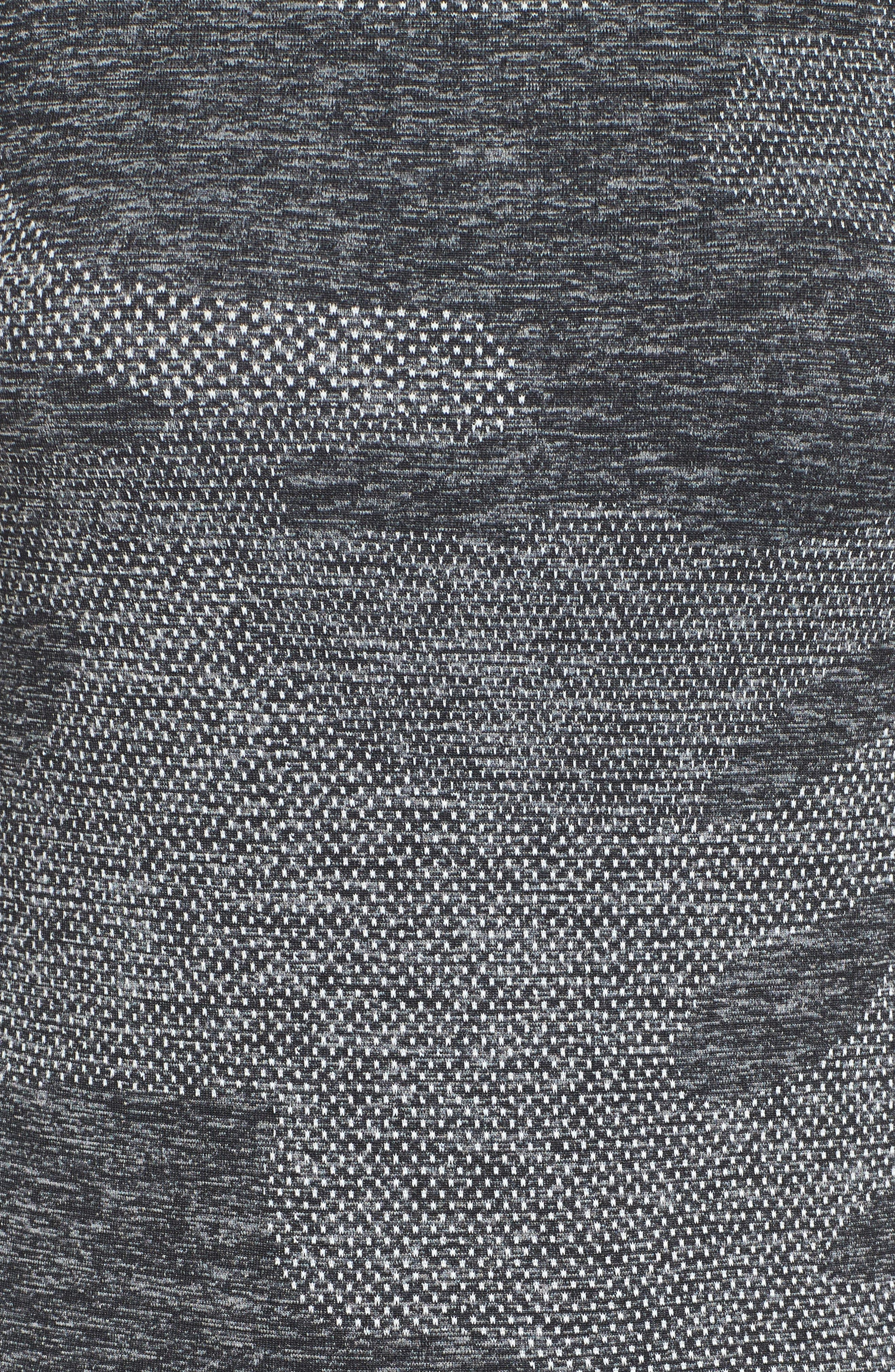 Alternate Image 5  - HPE Cross X Camo Seamless Tee