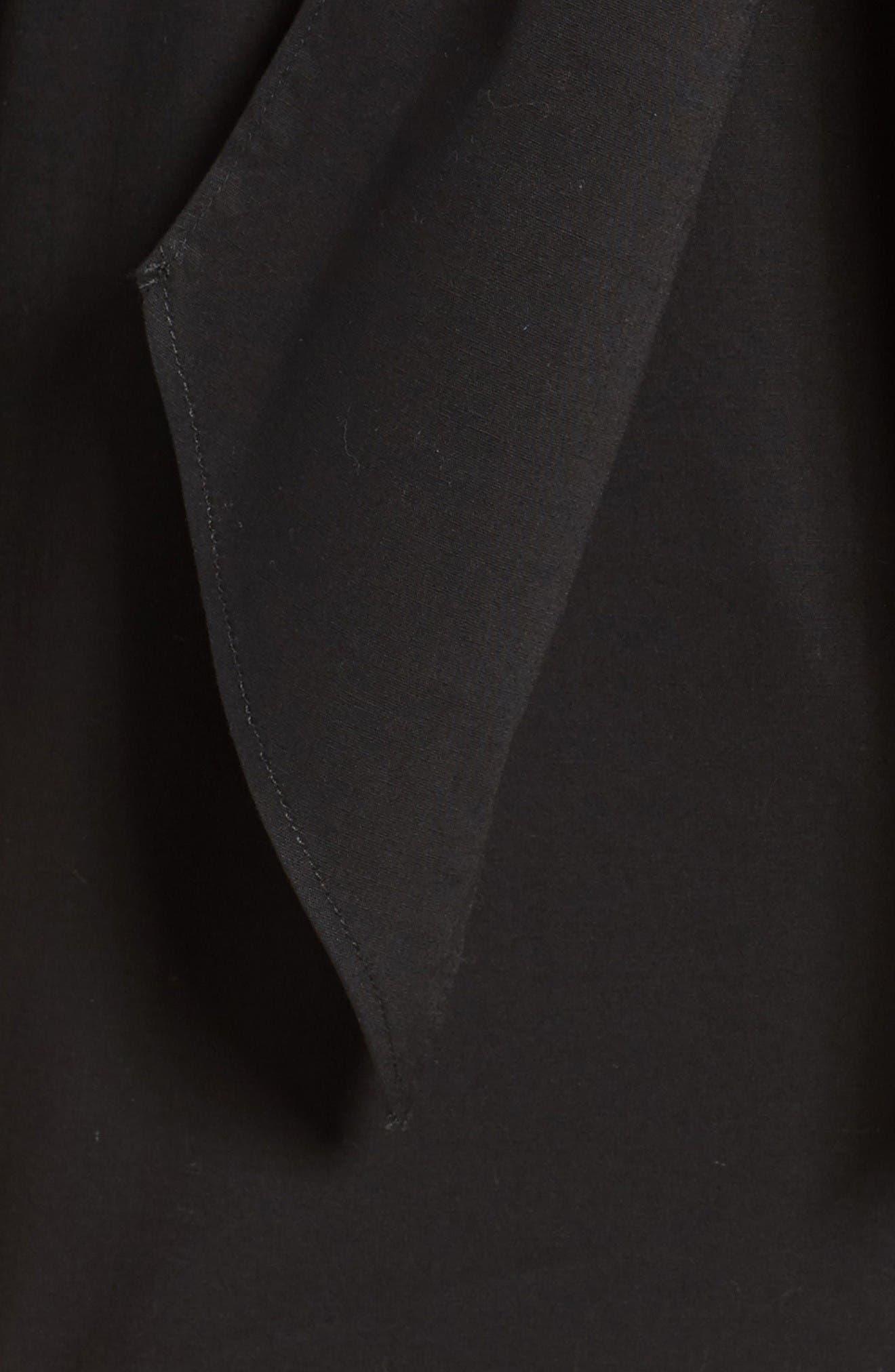 Alternate Image 5  - Pleione Bow Front Off the Shoulder Top (Regular & Petite)