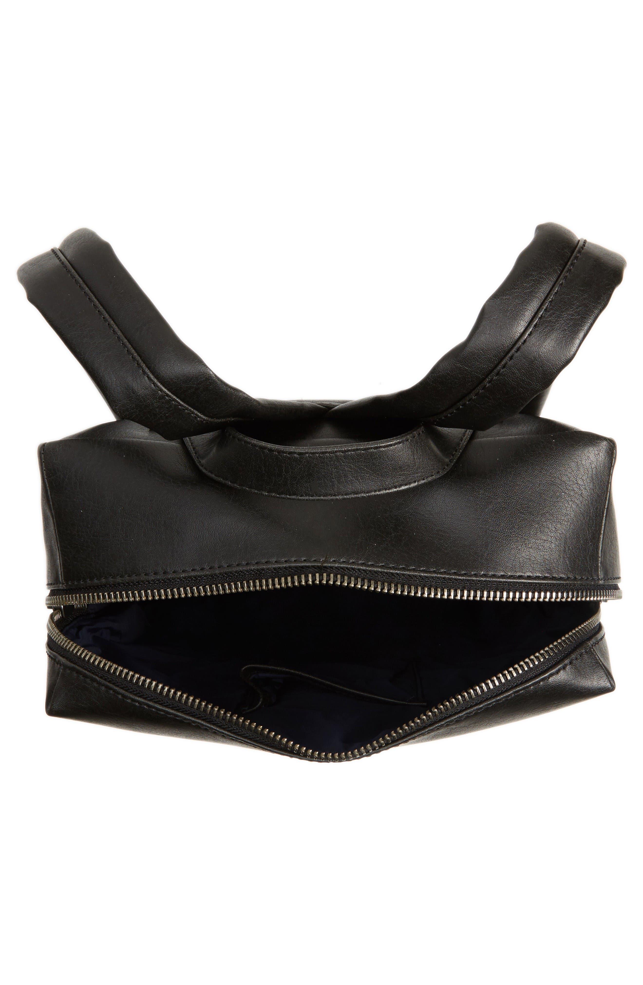 Alternate Image 4  - Matt & Nat Slate Faux Leather Backpack