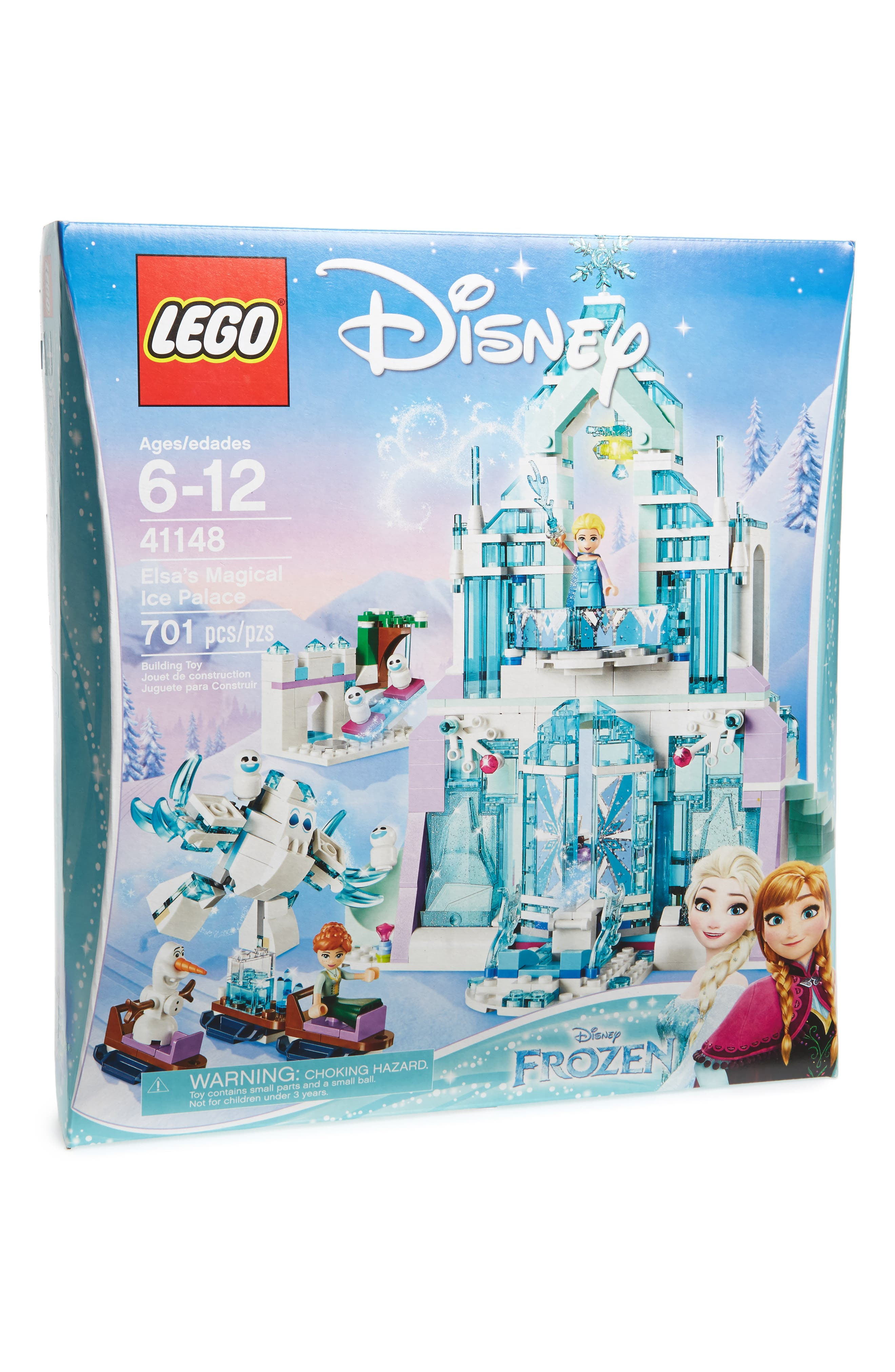 LEGO® Disney™ Elsa's Magical Ice Palace – 41148