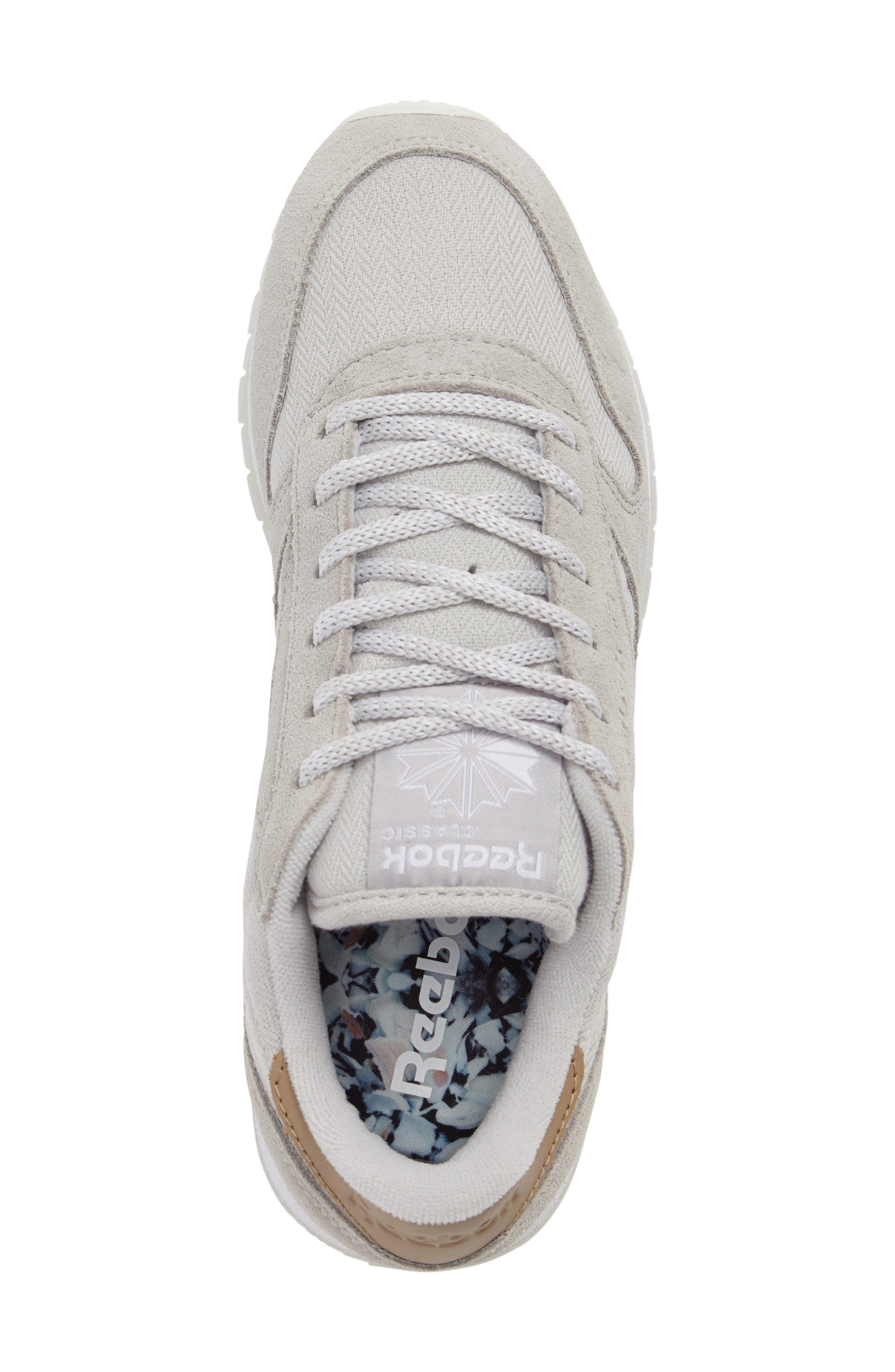 Alternate Image 5  - Reebok Classic Sea-Worn Sneaker (Women)