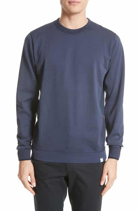 Norse Projects Vagn Mercerized Fleece Sweatshirt
