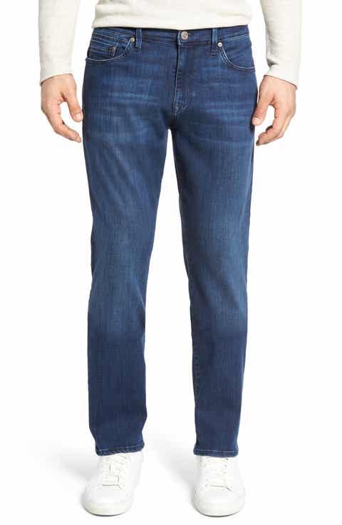 Mavi Jeans Matt Relaxed Fit Jeans (Mid Comfort Move)