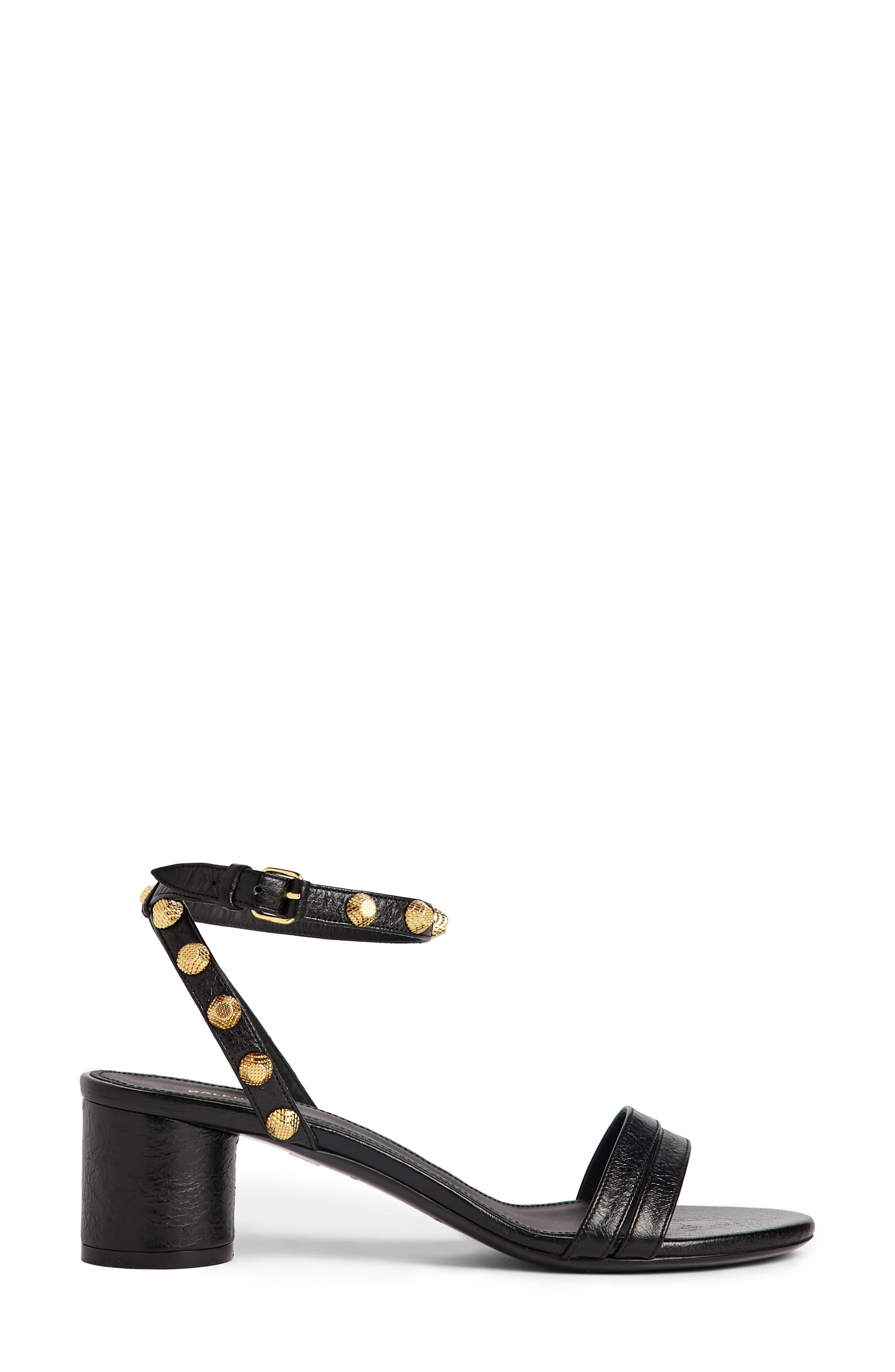 Alternate Image 4  - Balenciaga Studded Ankle Strap Sandal