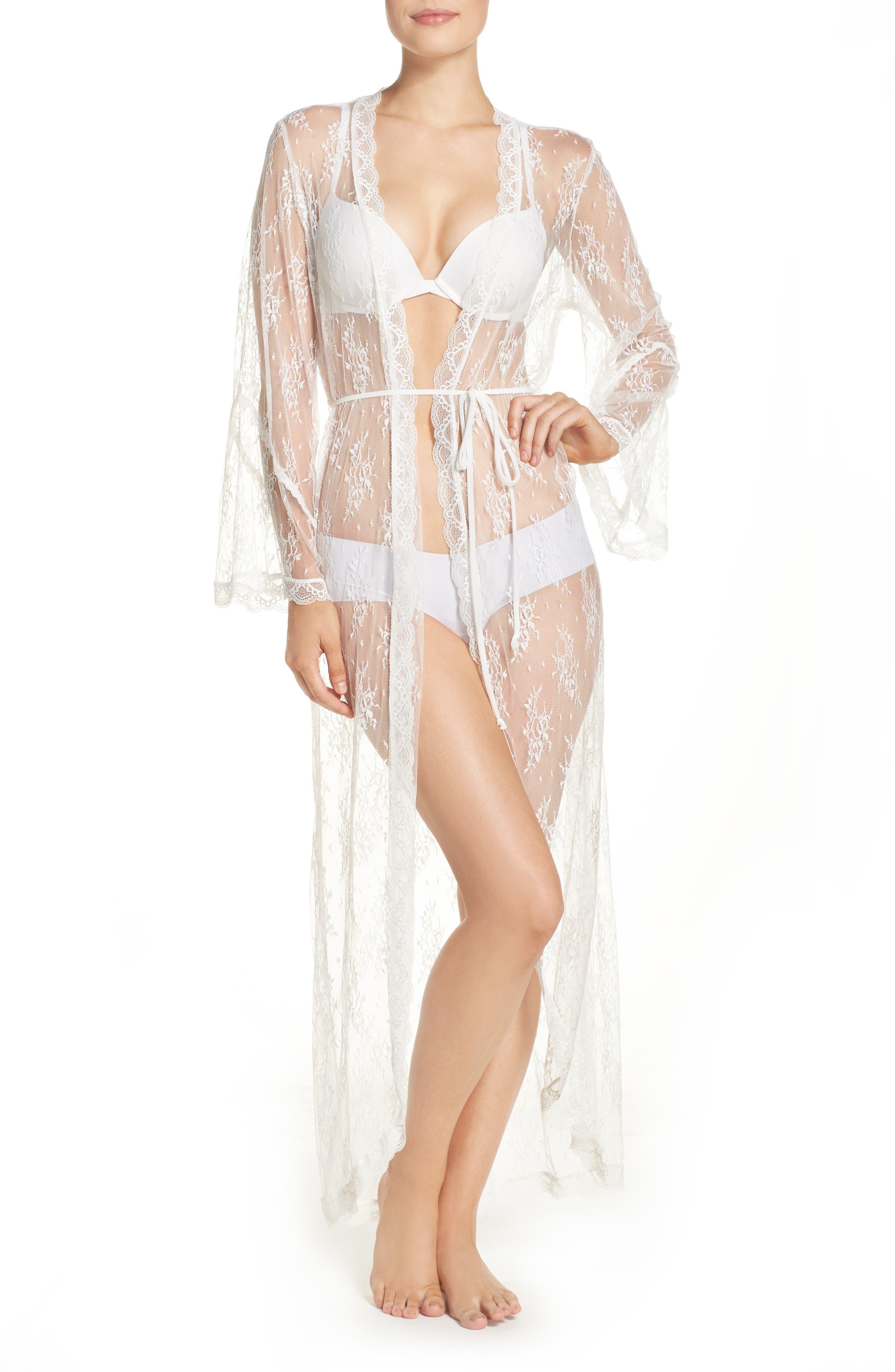 Main Image - Jonquil Lace Wrap