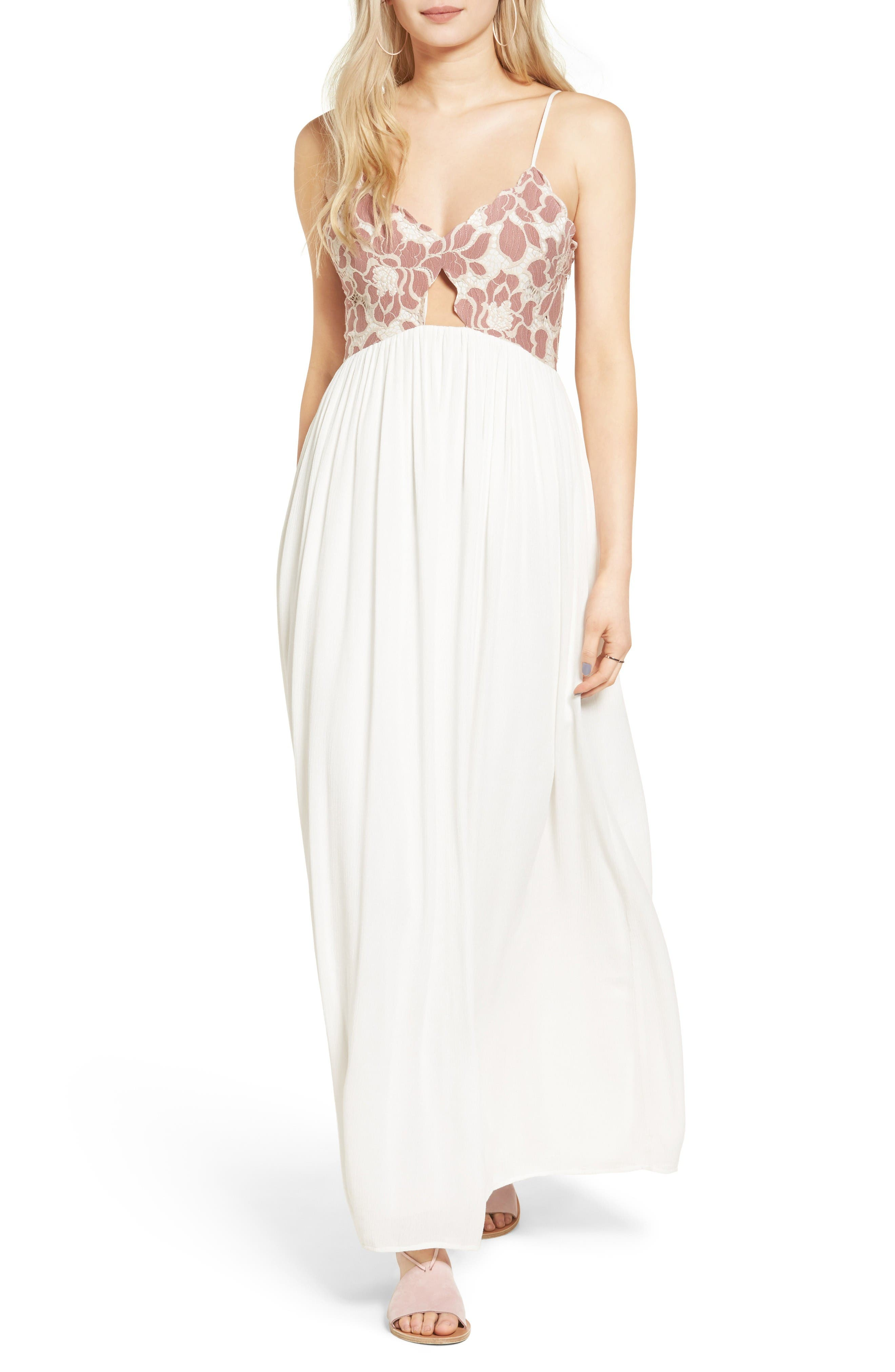 Tularosa Bryce Maxi Dress (Nordstrom Exclusive)