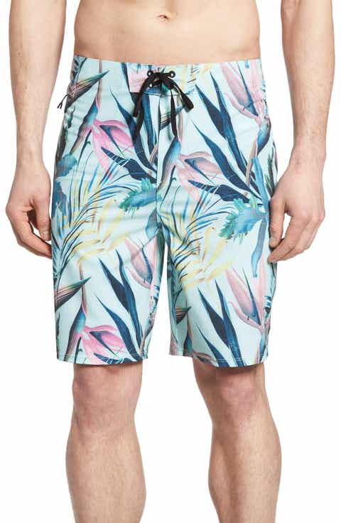 Hurley Phantom JJF Maps Recycled Board Shorts