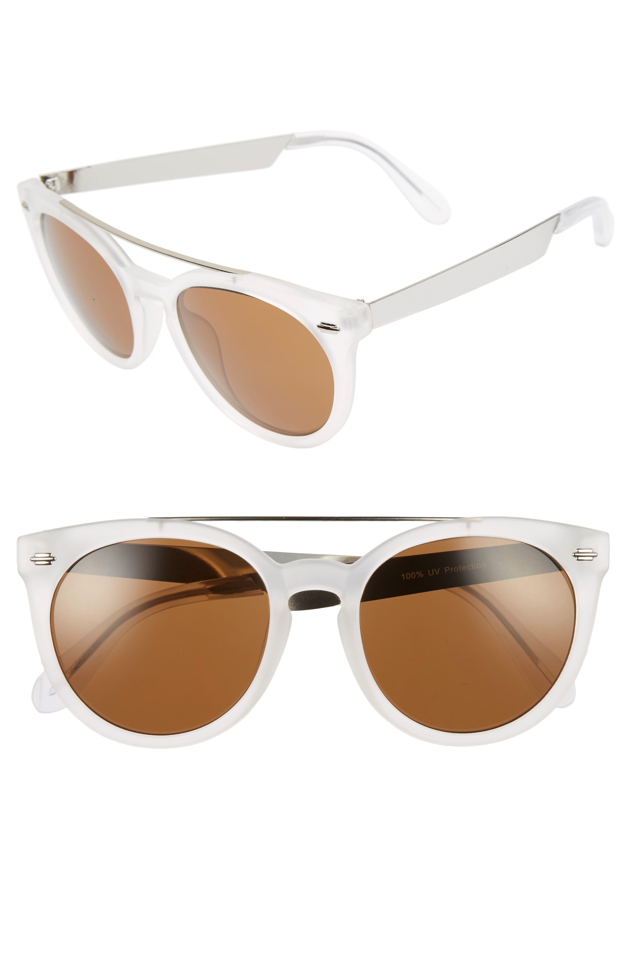 Alternate Image 1 Selected - BP. Round Sunglasses