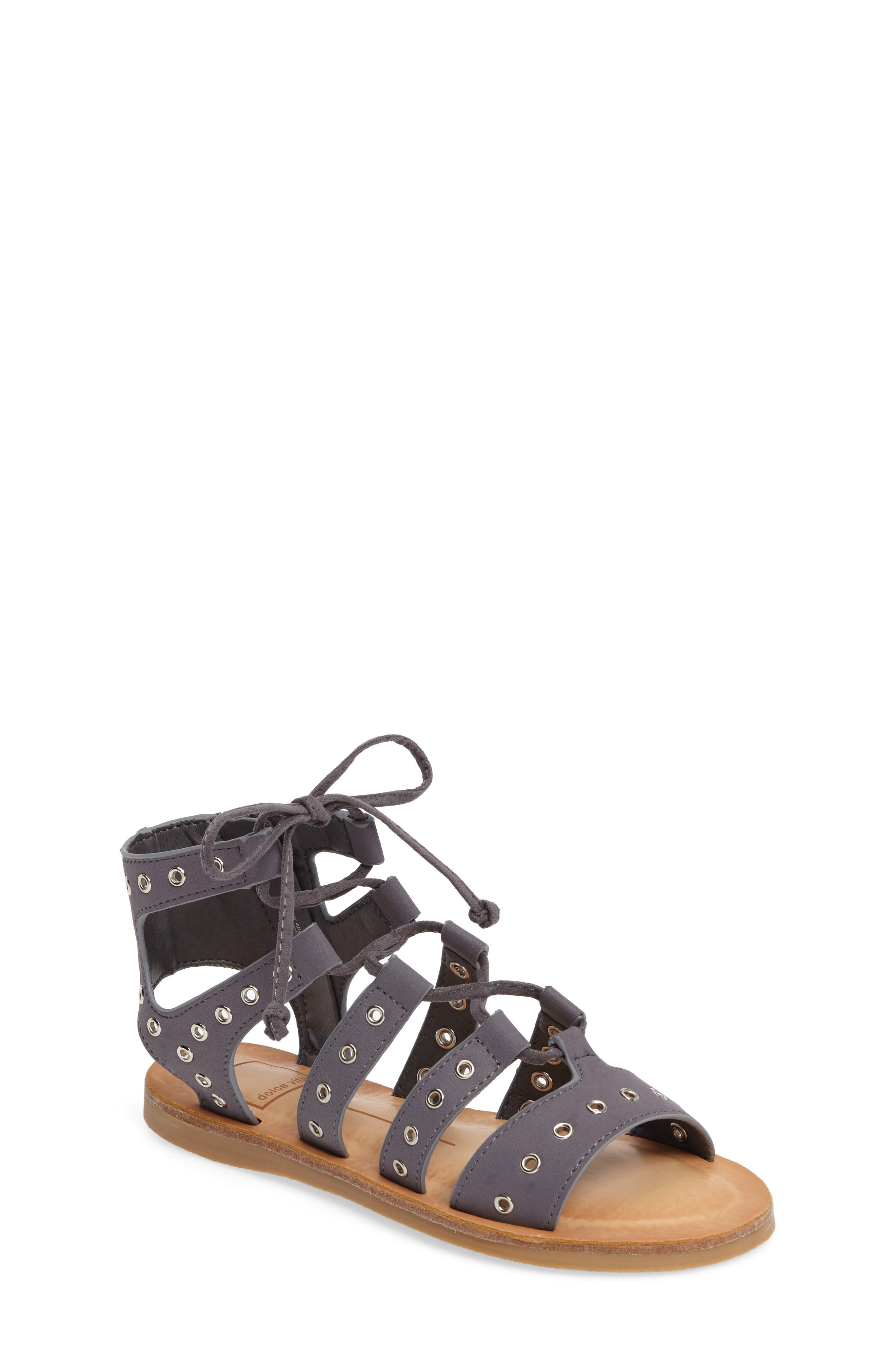 Dolce Vita Jojo Ghillie Sandal (Toddler, Little Kid & Big Kid)