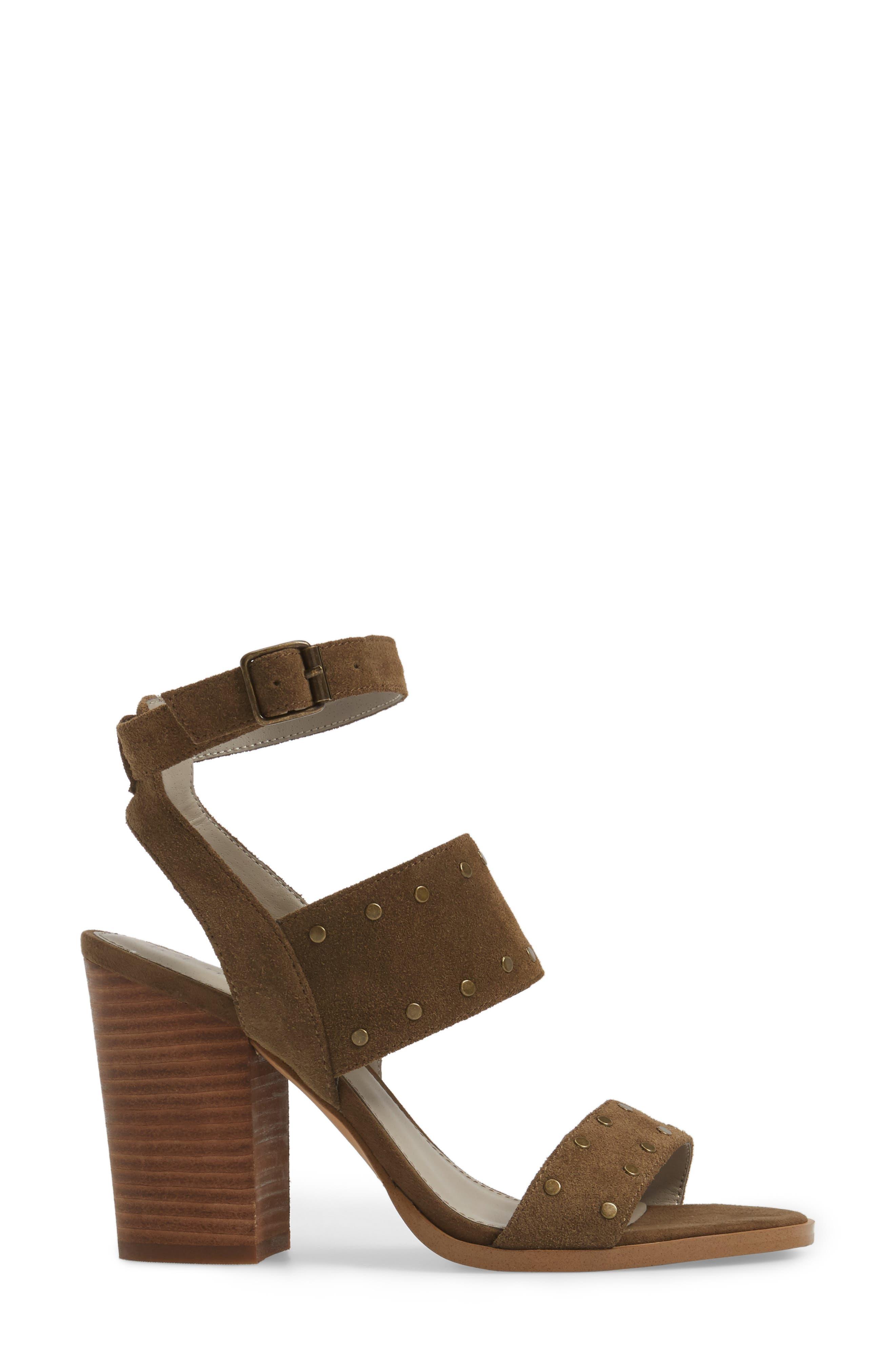 Alternate Image 3  - Hinge Corrine Ankle Strap Sandal (Women)