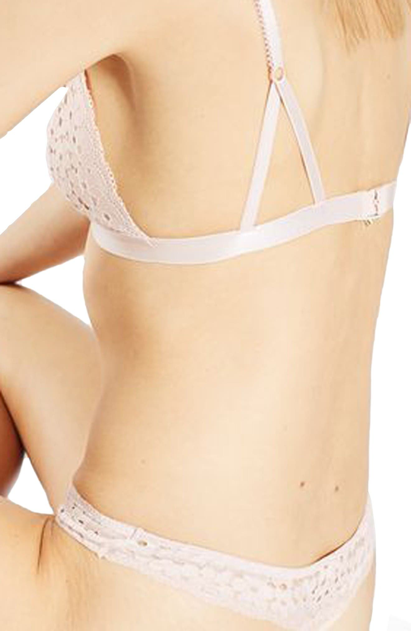 Alternate Image 2  - Topshop Summer Haze Lace Thong