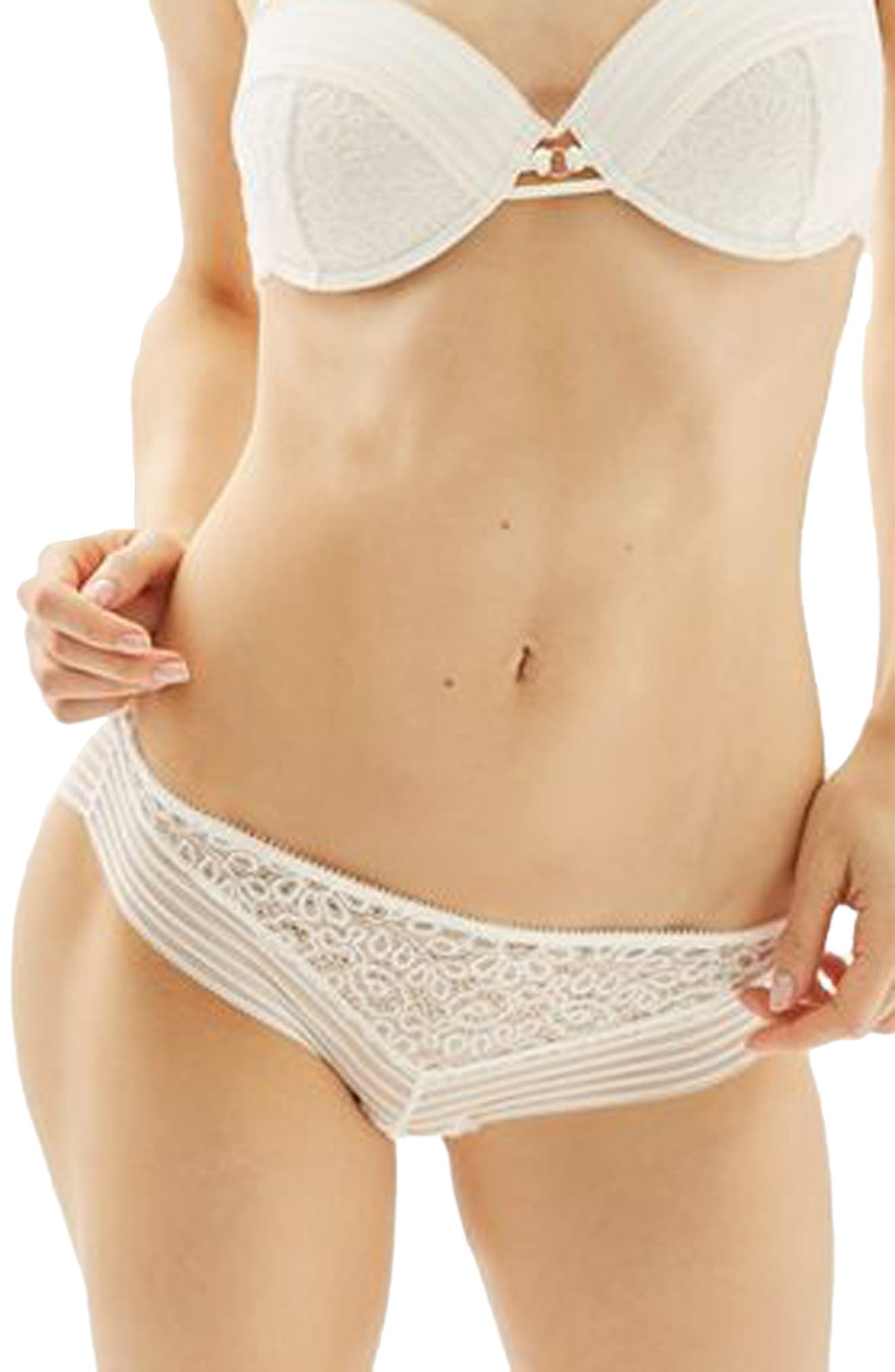 Topshop Hatty Broderie Lace Panties