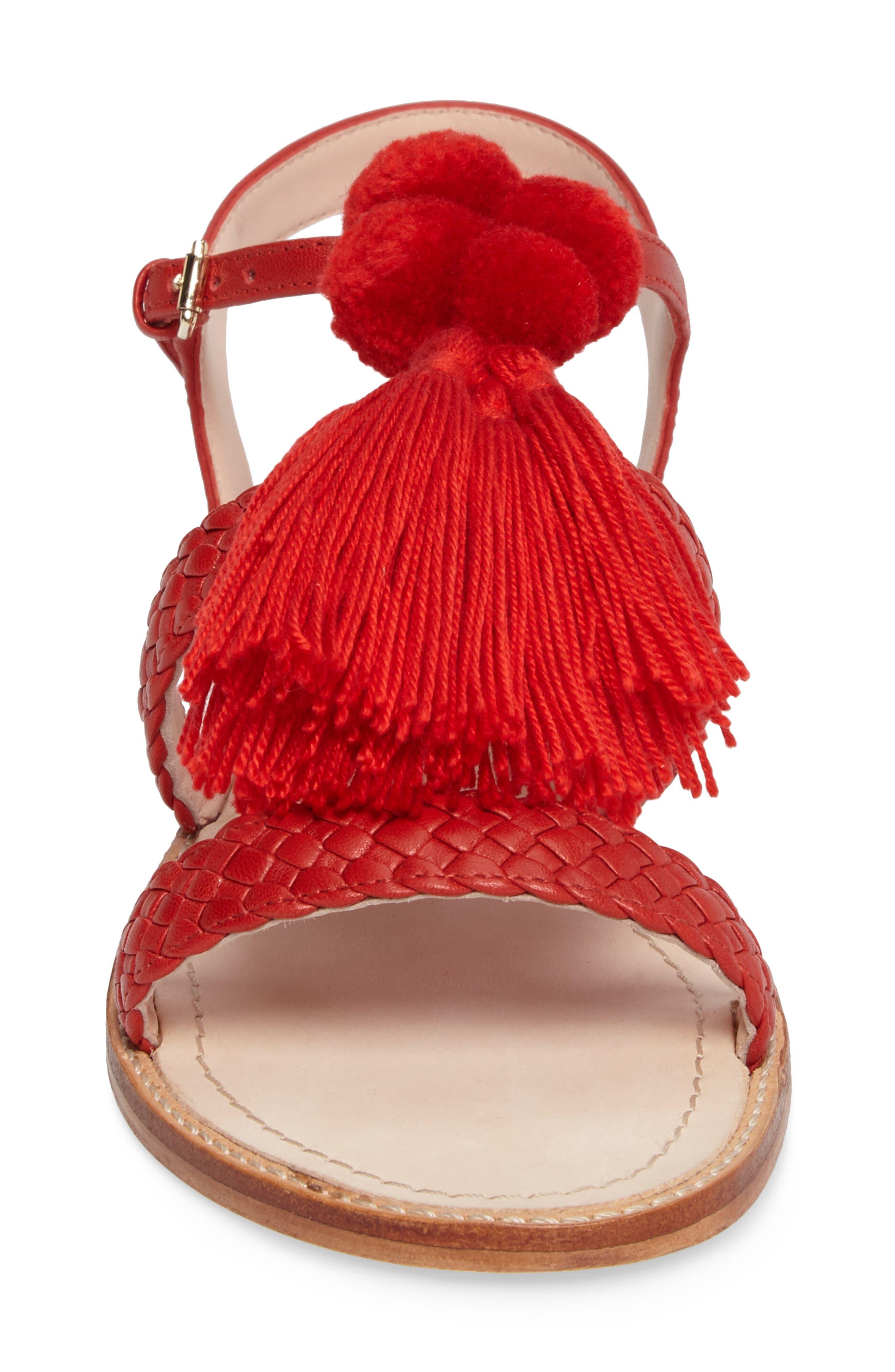 Alternate Image 4  - kate spade new york sunset flat sandal (Women)