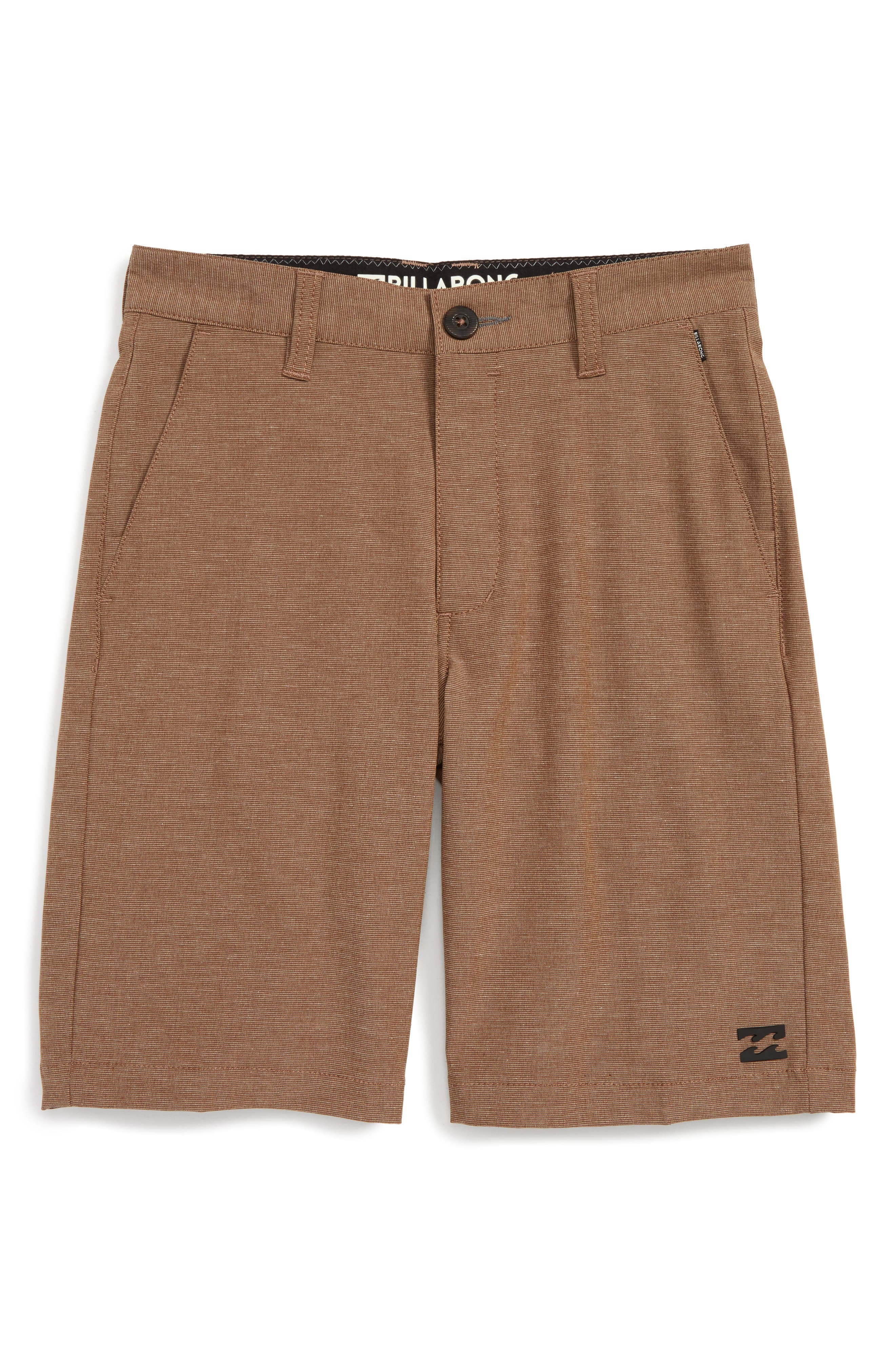 BILLABONG 'Crossfire X Submersible' Hybrid Shorts