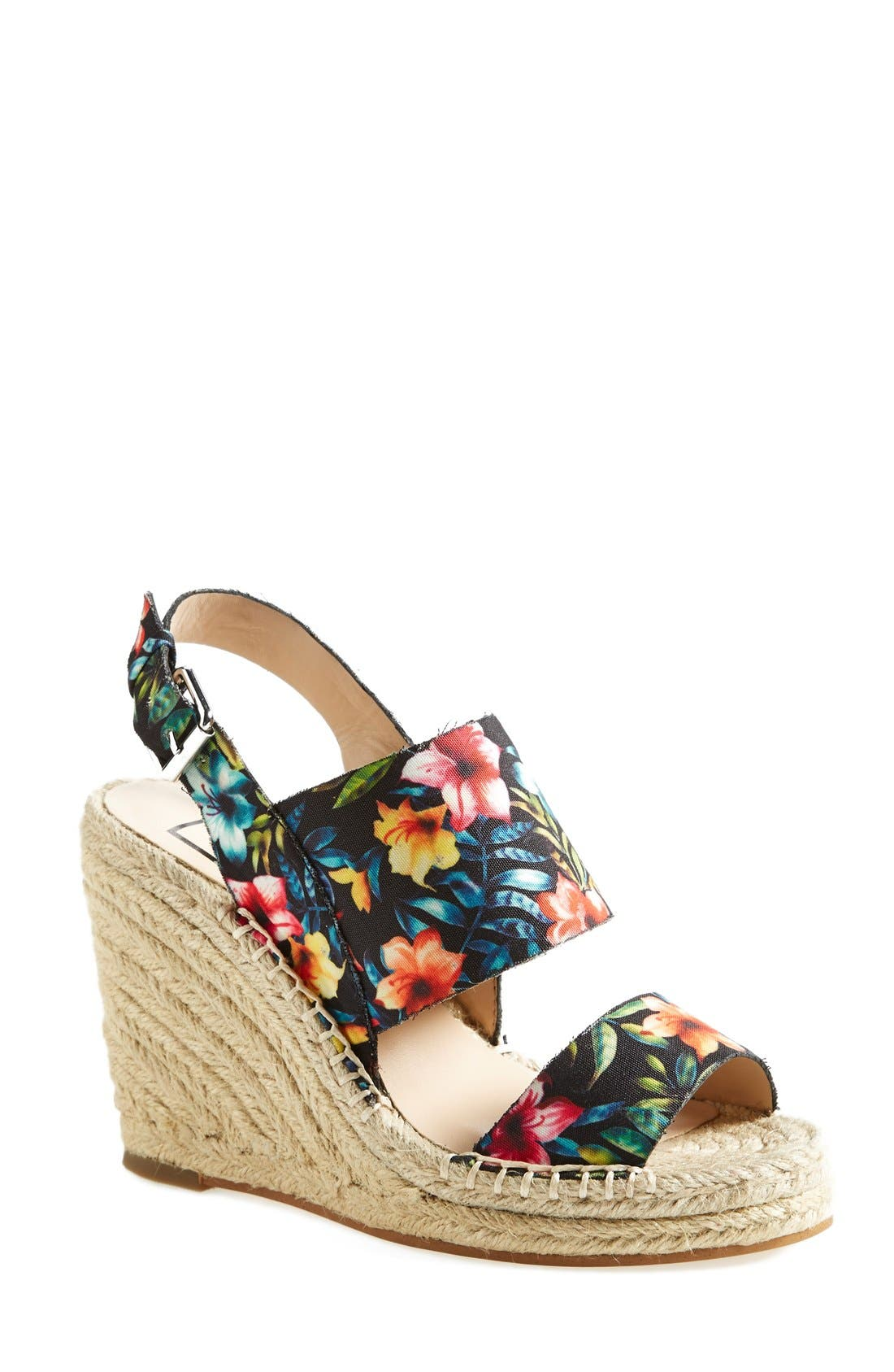 Alternate Image 1 Selected - DV by Dolce Vita 'Shady' Wedge Sandal (Women)