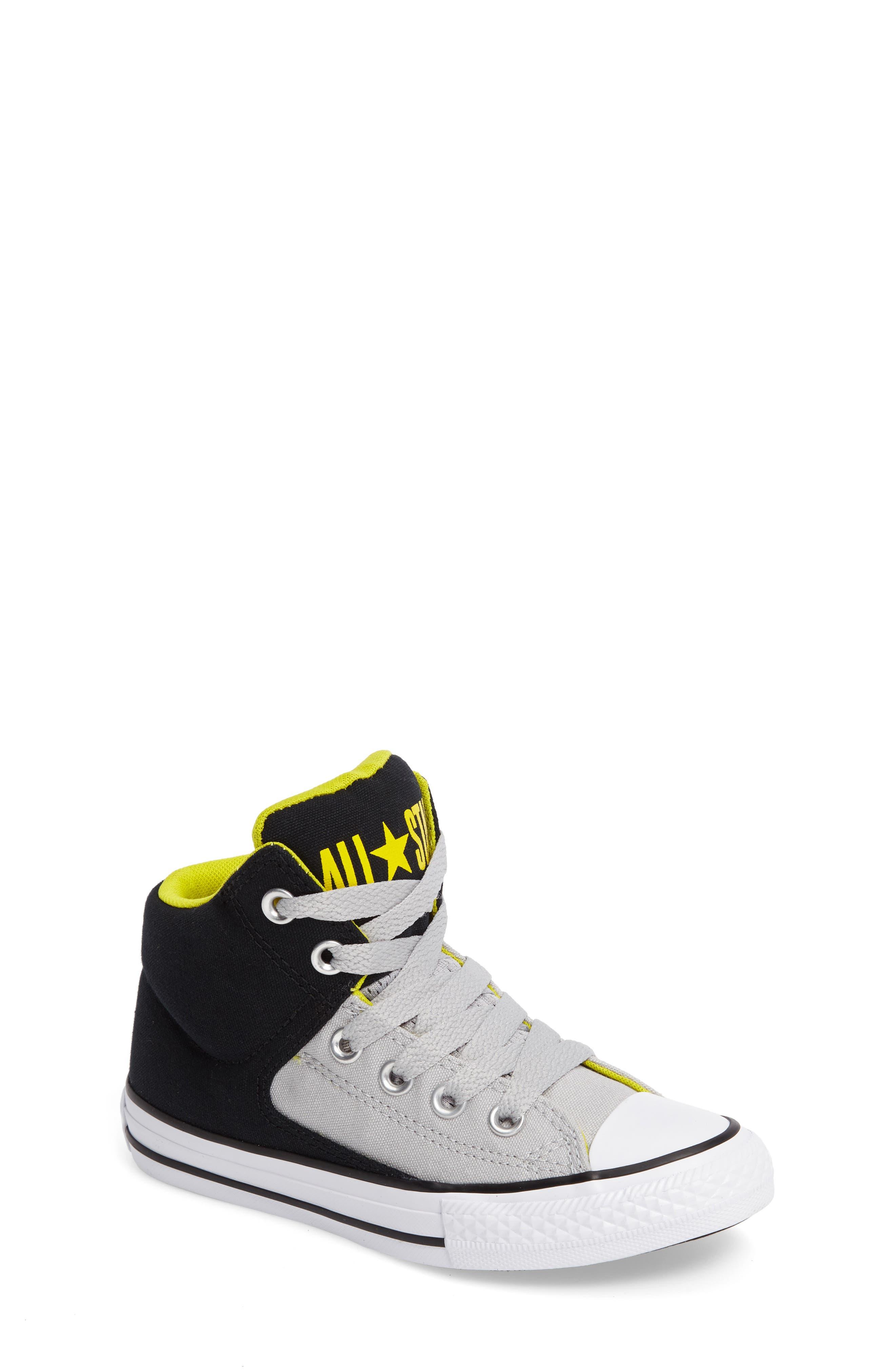 Converse Chuck Taylor® All Star® 'High Street' High Top Sneaker (Toddler, Little Kid & Big Kid)