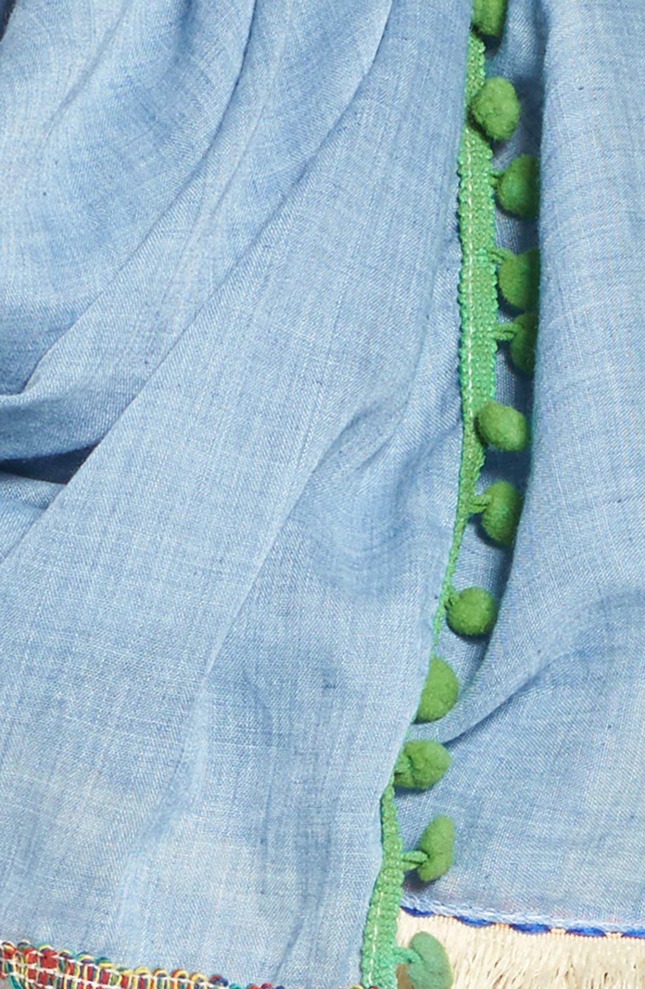 Alternate Image 3  - Steve Madden Catalunya Tassel Wrap