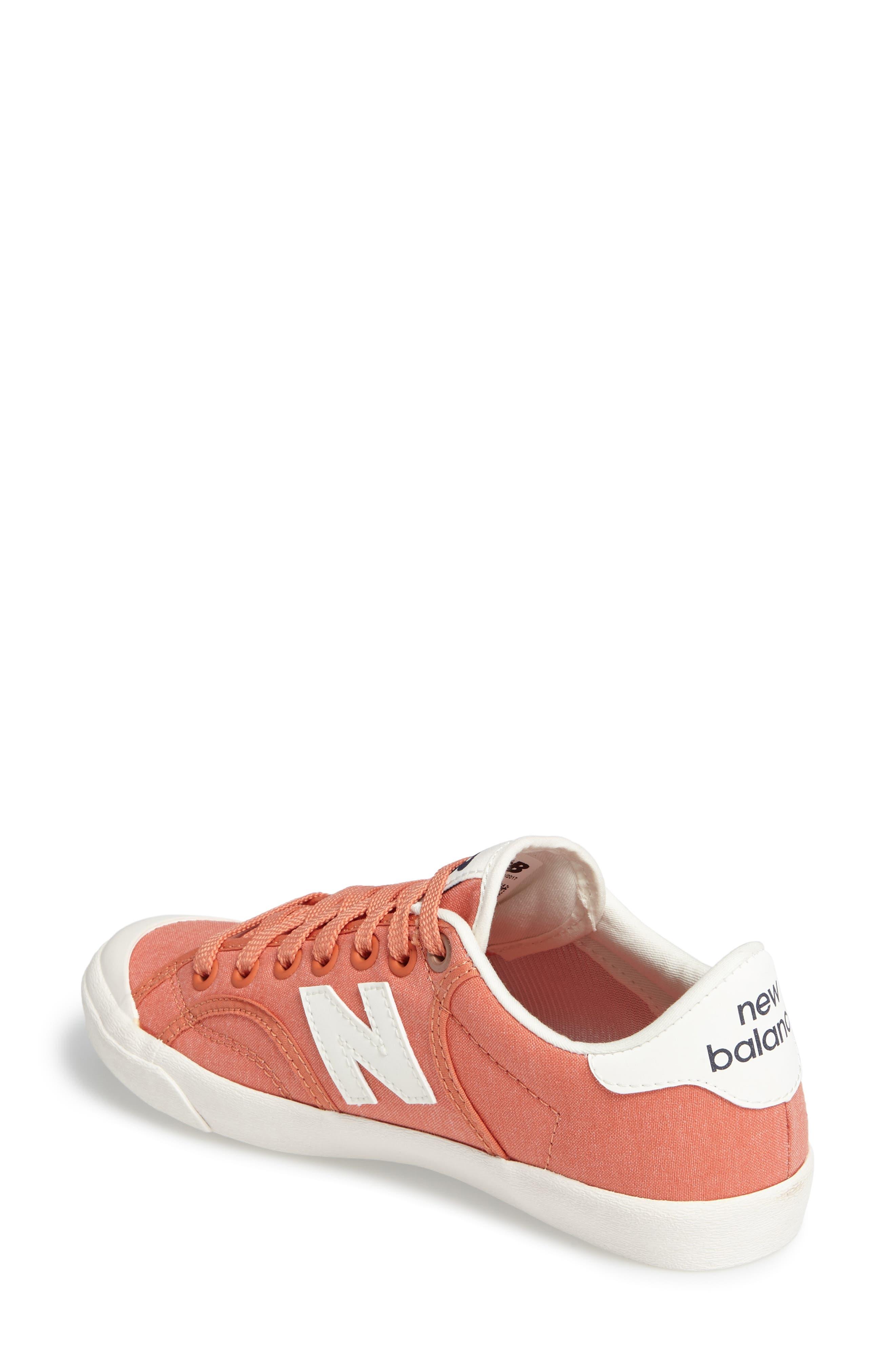 Alternate Image 2  - New Balance Pro Court Sneaker (Women)
