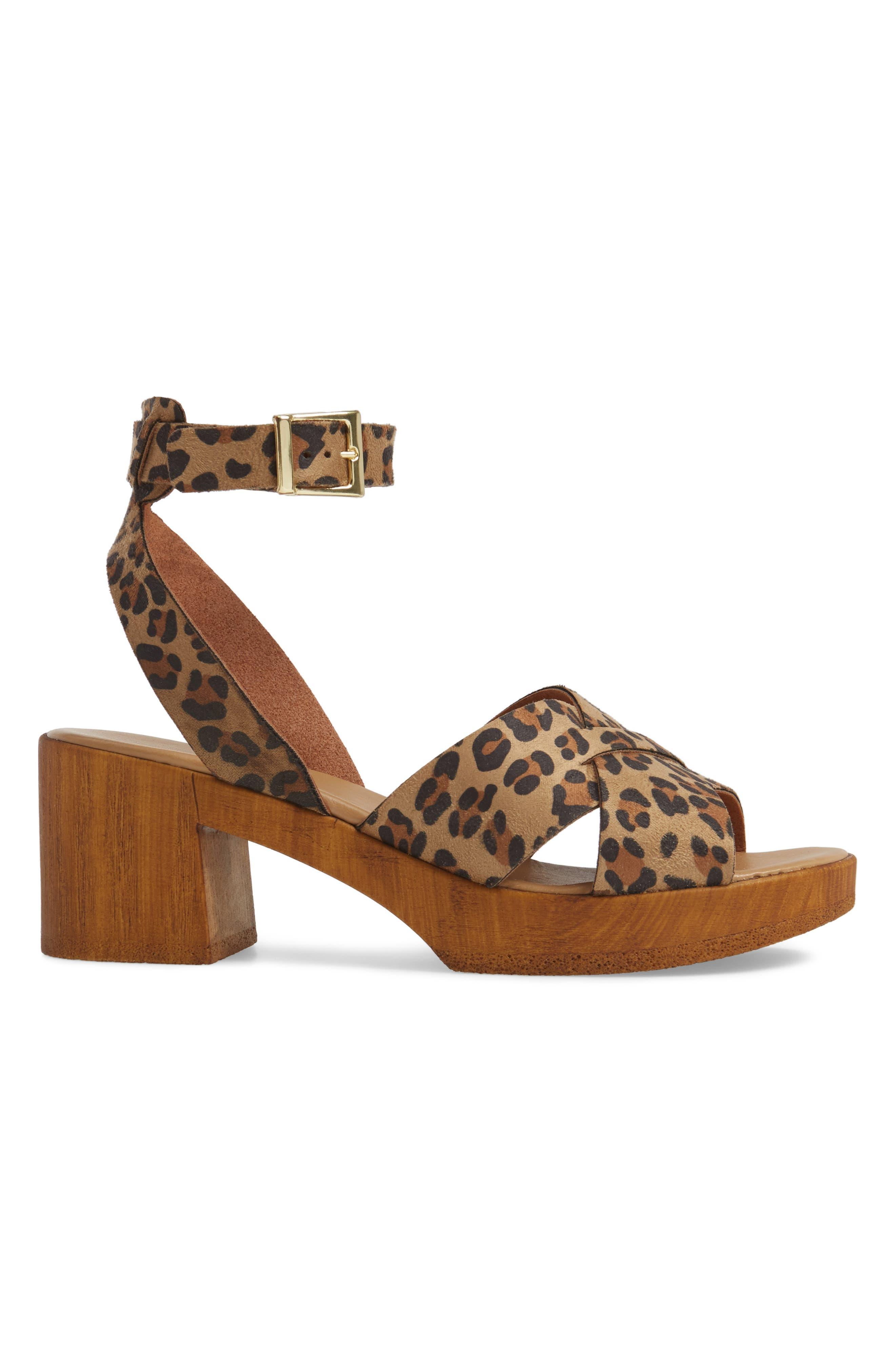 Alternate Image 3  - Topshop Dolly Block Heel Sandal (Women)