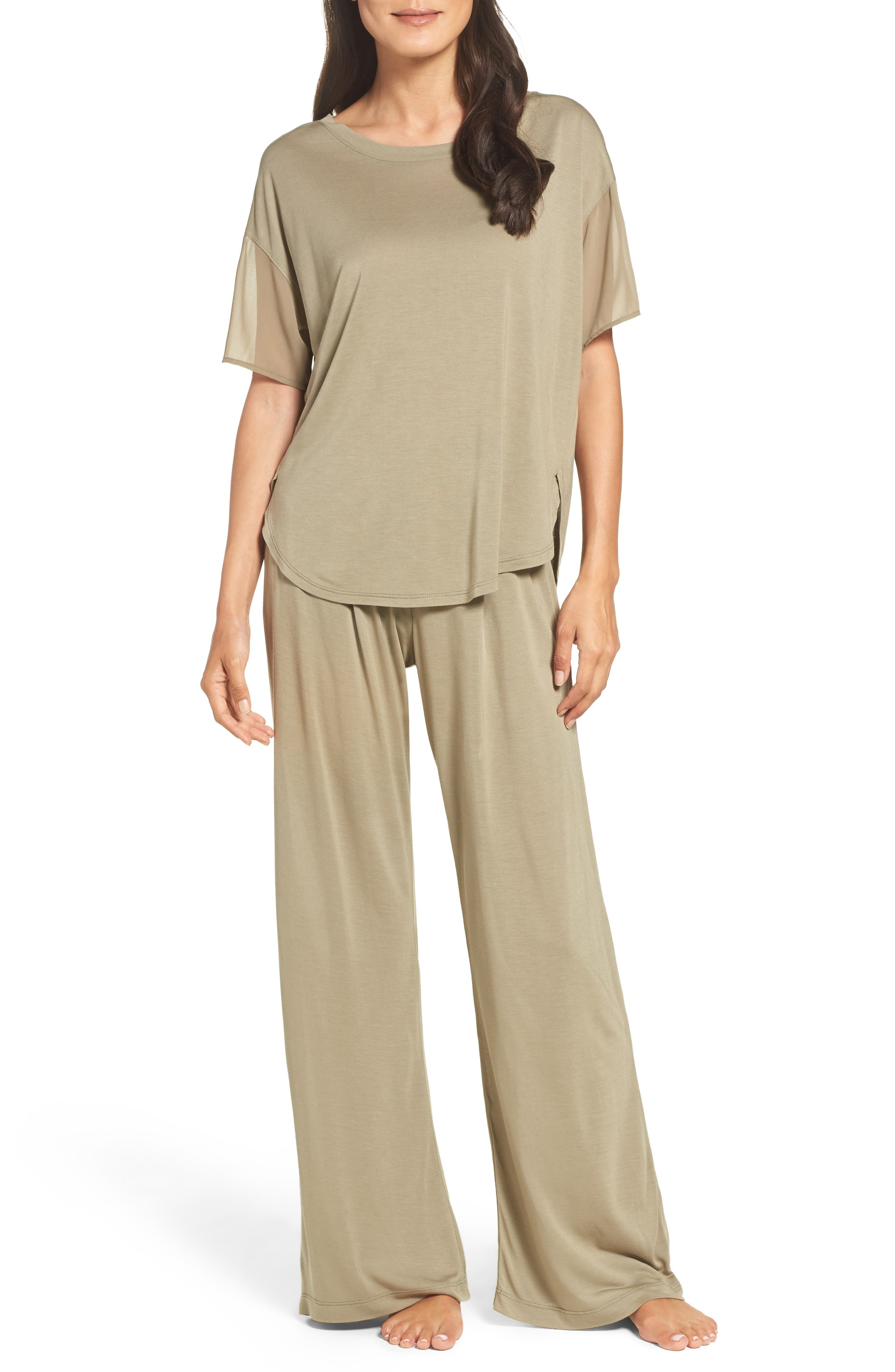 DKNY Sleep Tee & Pants