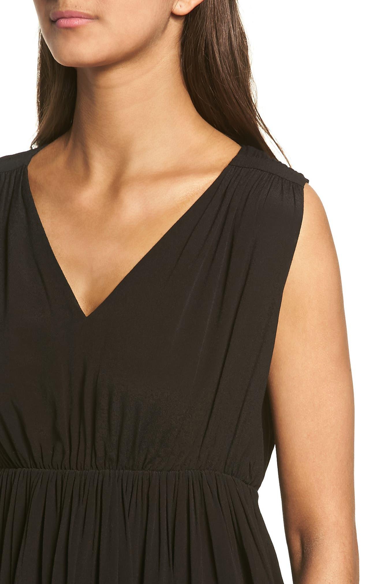 Alternate Image 4  - Madewell Magnolia Tie Back Dress