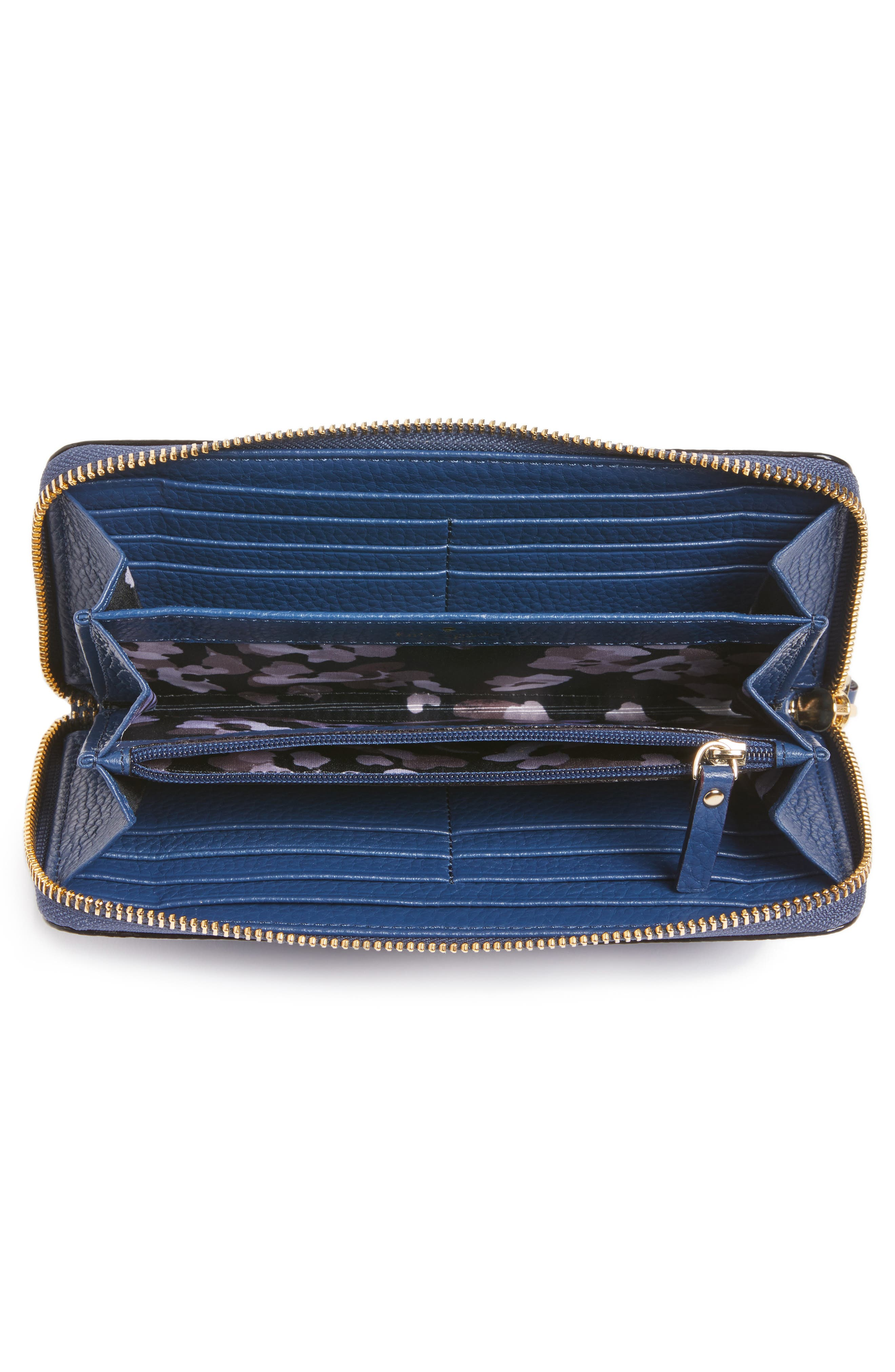 Alternate Image 2  - kate spade new york young lane - lacey leather wallet