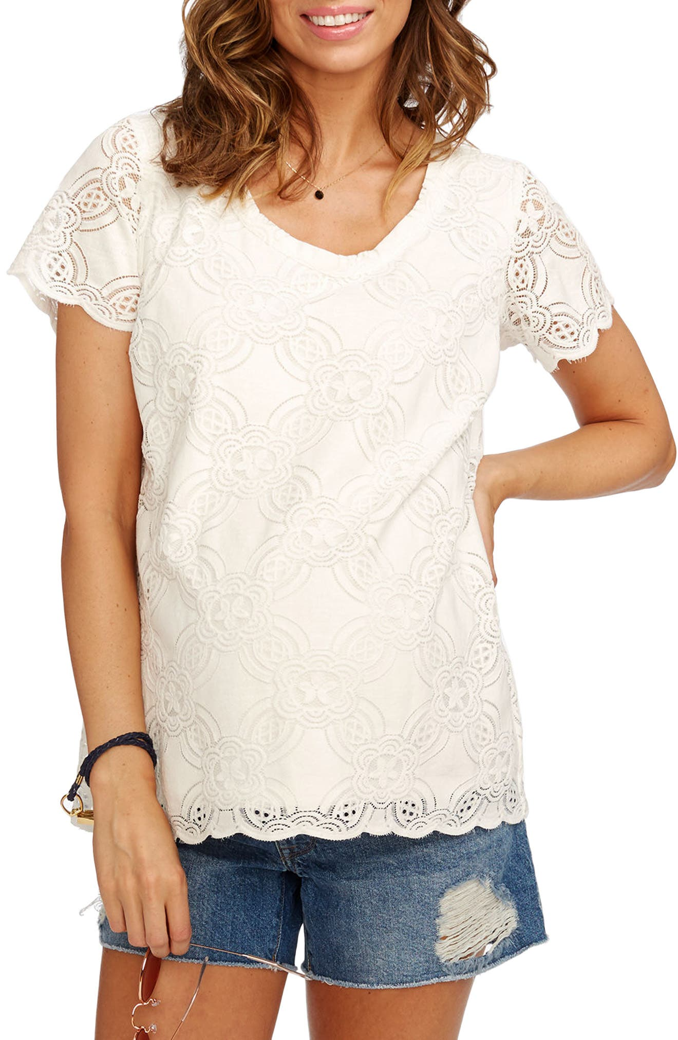 Rosie Pope Edie Maternity Top