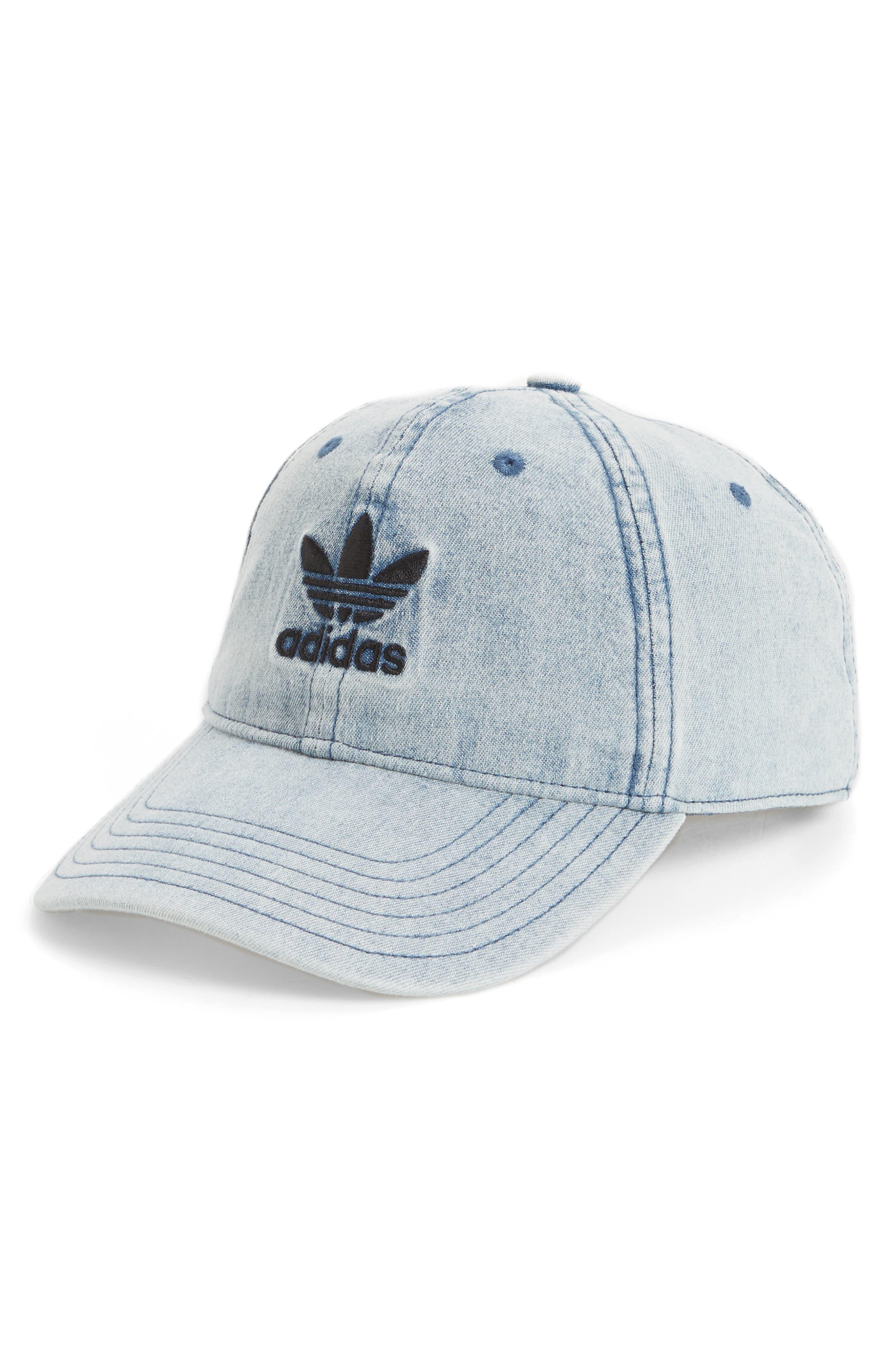 adidas Originals Denim Baseball Cap