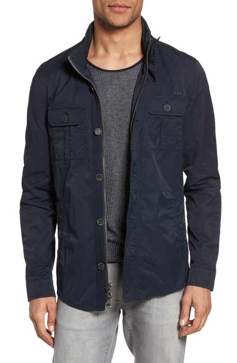 Men's Lightweight Jackets: Denim, Windbreaker & More | Nordstrom
