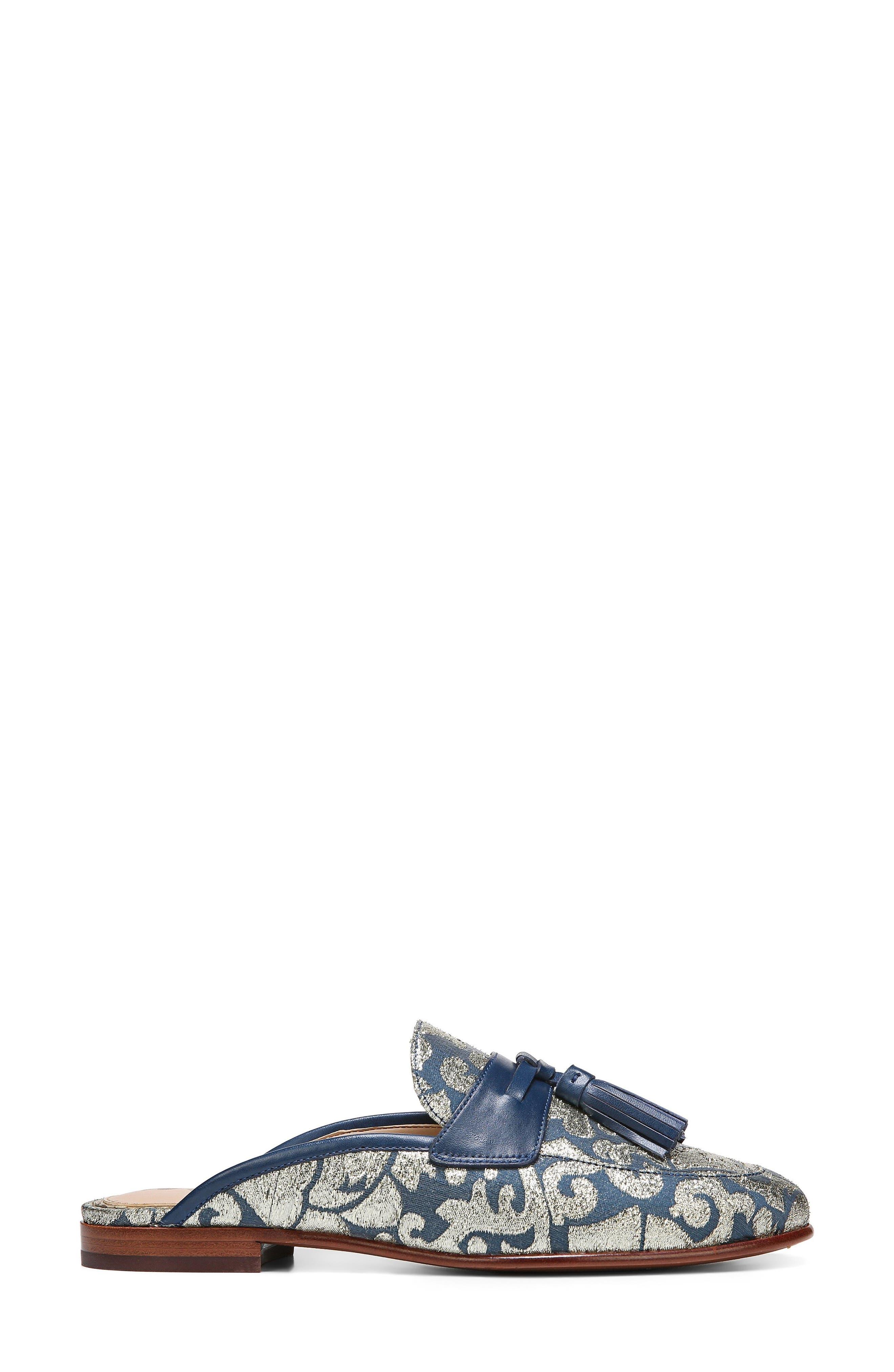 Alternate Image 3  - Sam Edelman Paris Backless Tassel Loafer (Women)