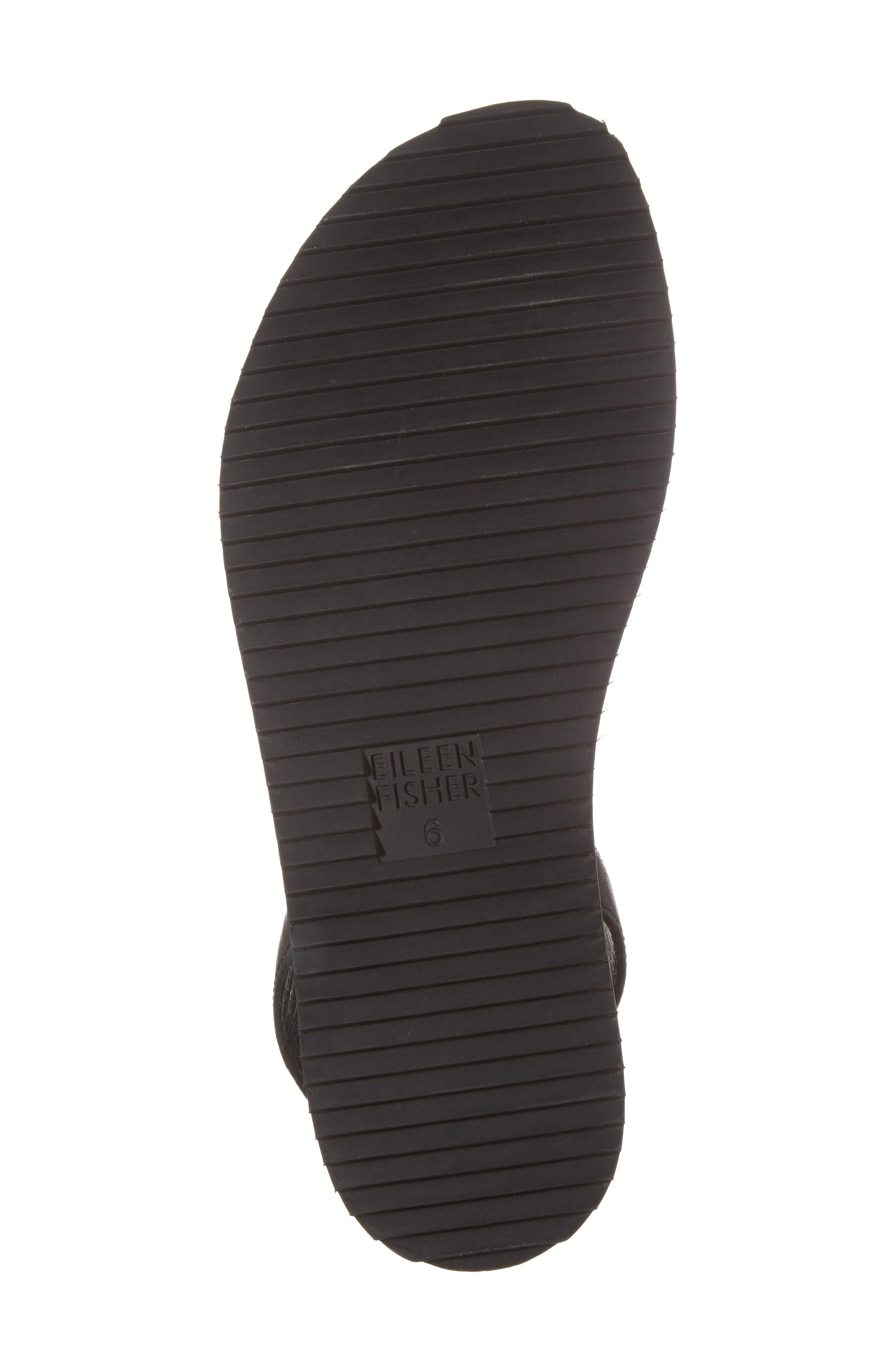 Alternate Image 6  - Eileen Fisher Wales Lace-Up Sandal (Women)
