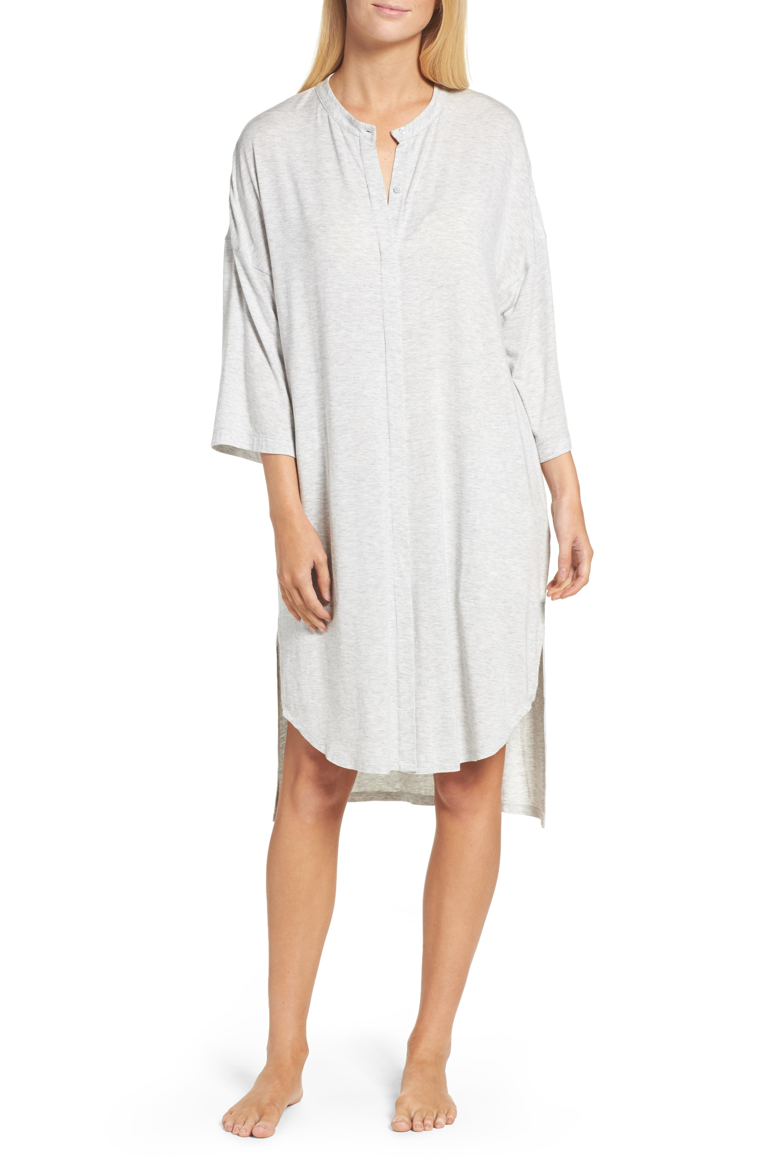 DKNY Knit Sleep Shirt