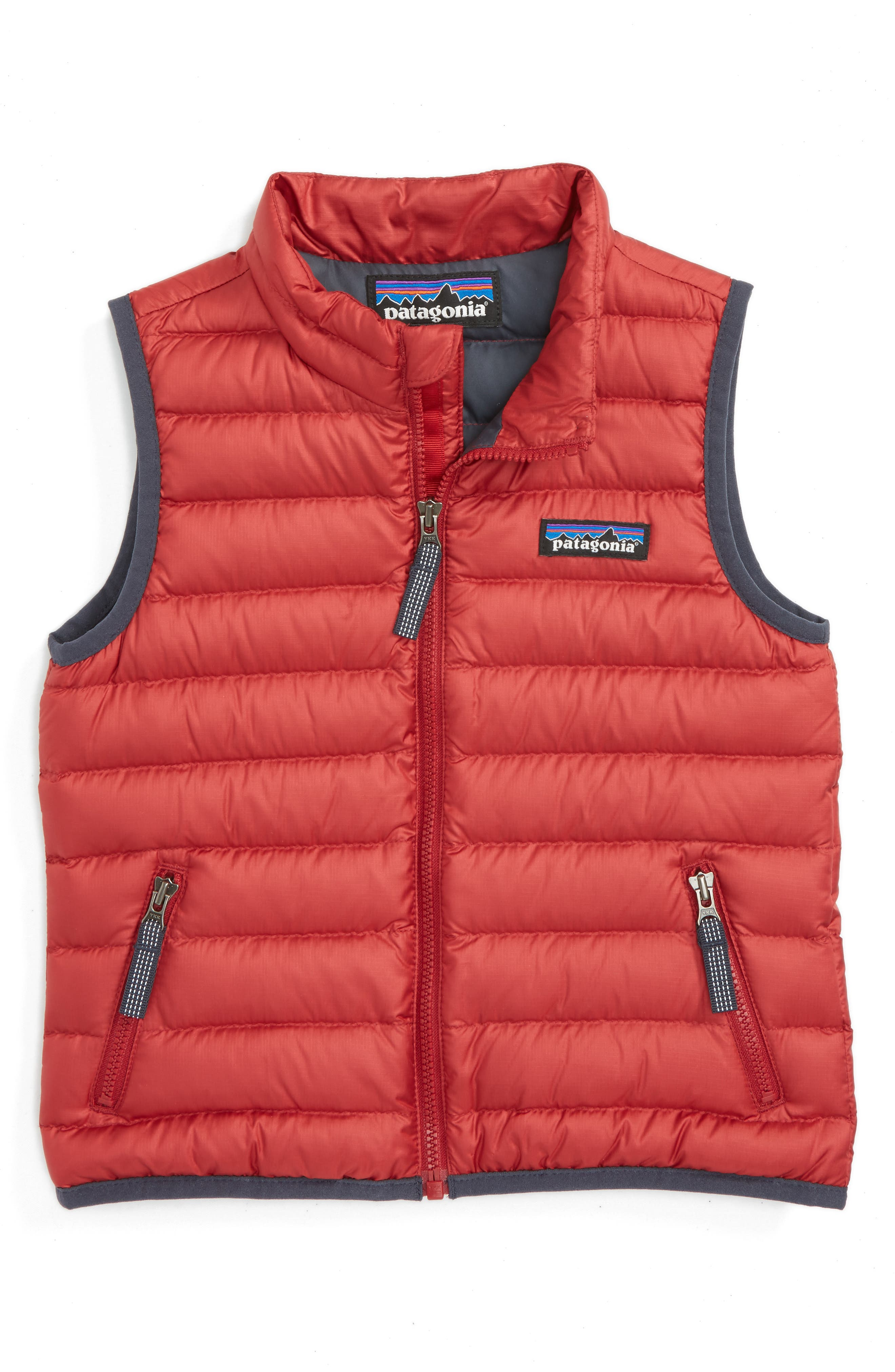 Patagonia Water Repellent Down Sweater Vest (Toddler Boys)