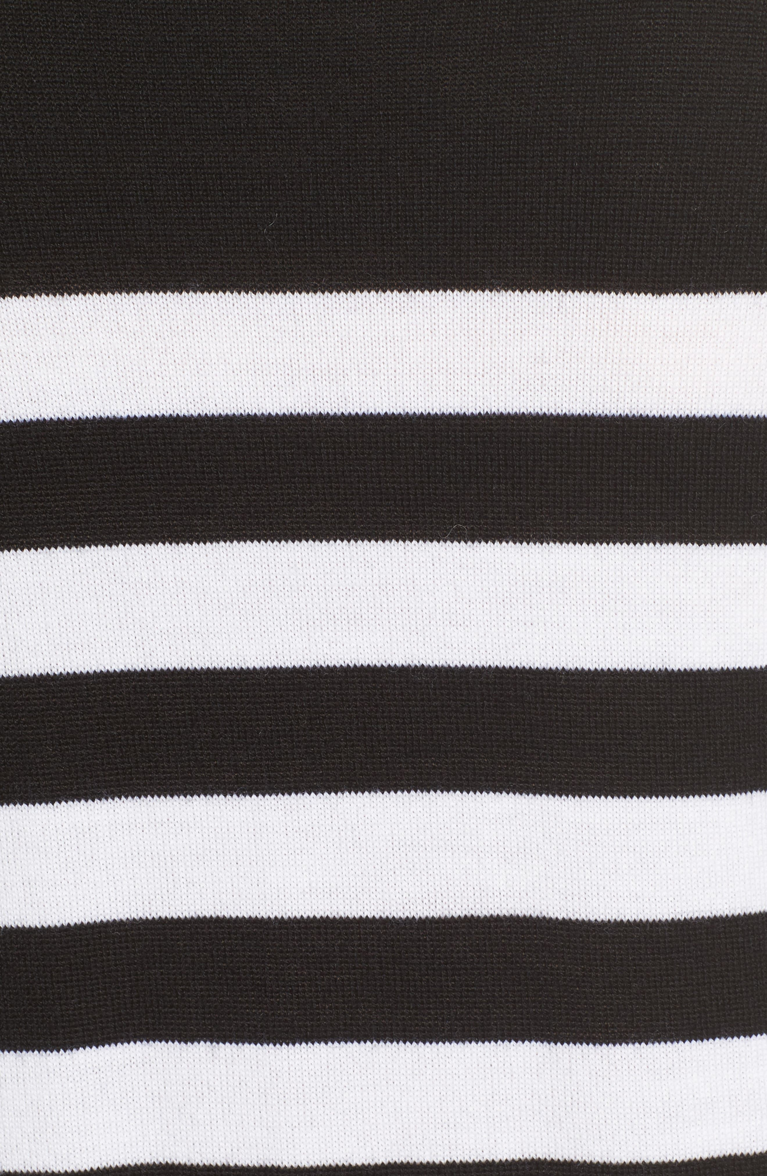Alternate Image 6  - rag & bone Lilian Stripe Merino Wool Dress (Nordstrom Exclusive)