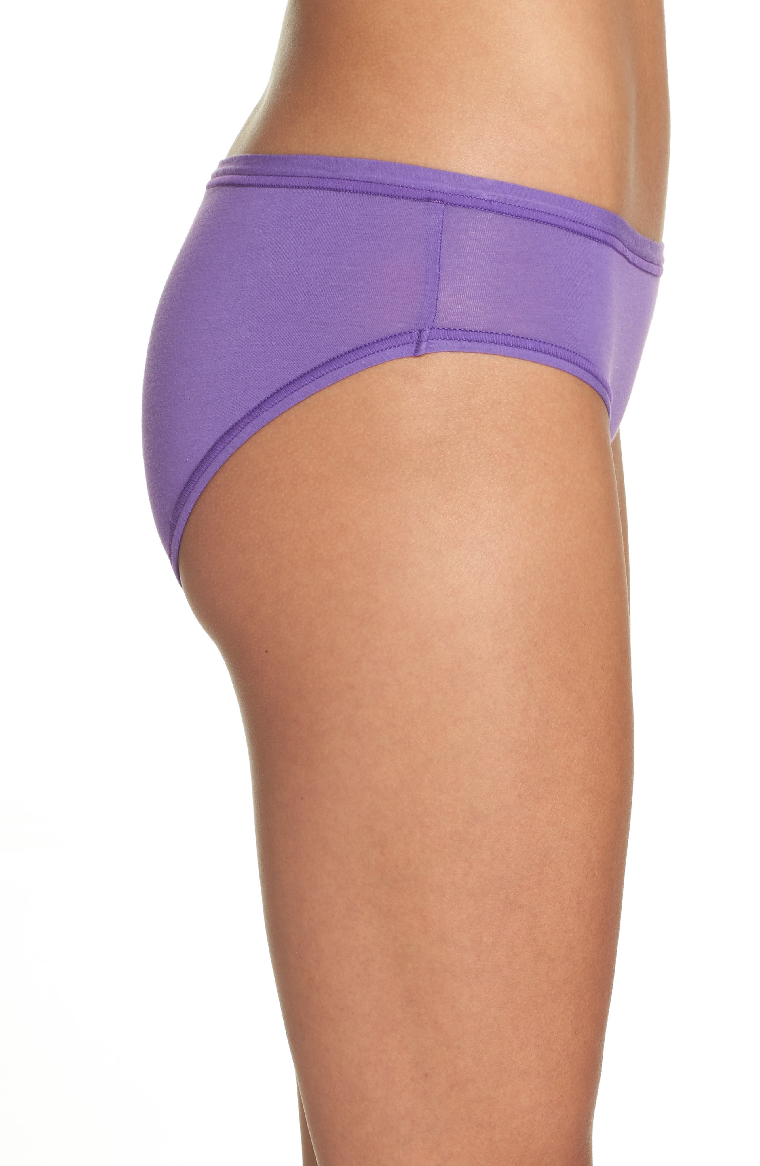 Alternate Image 3  - Wacoal B Fitting Bikini (3 for $28)