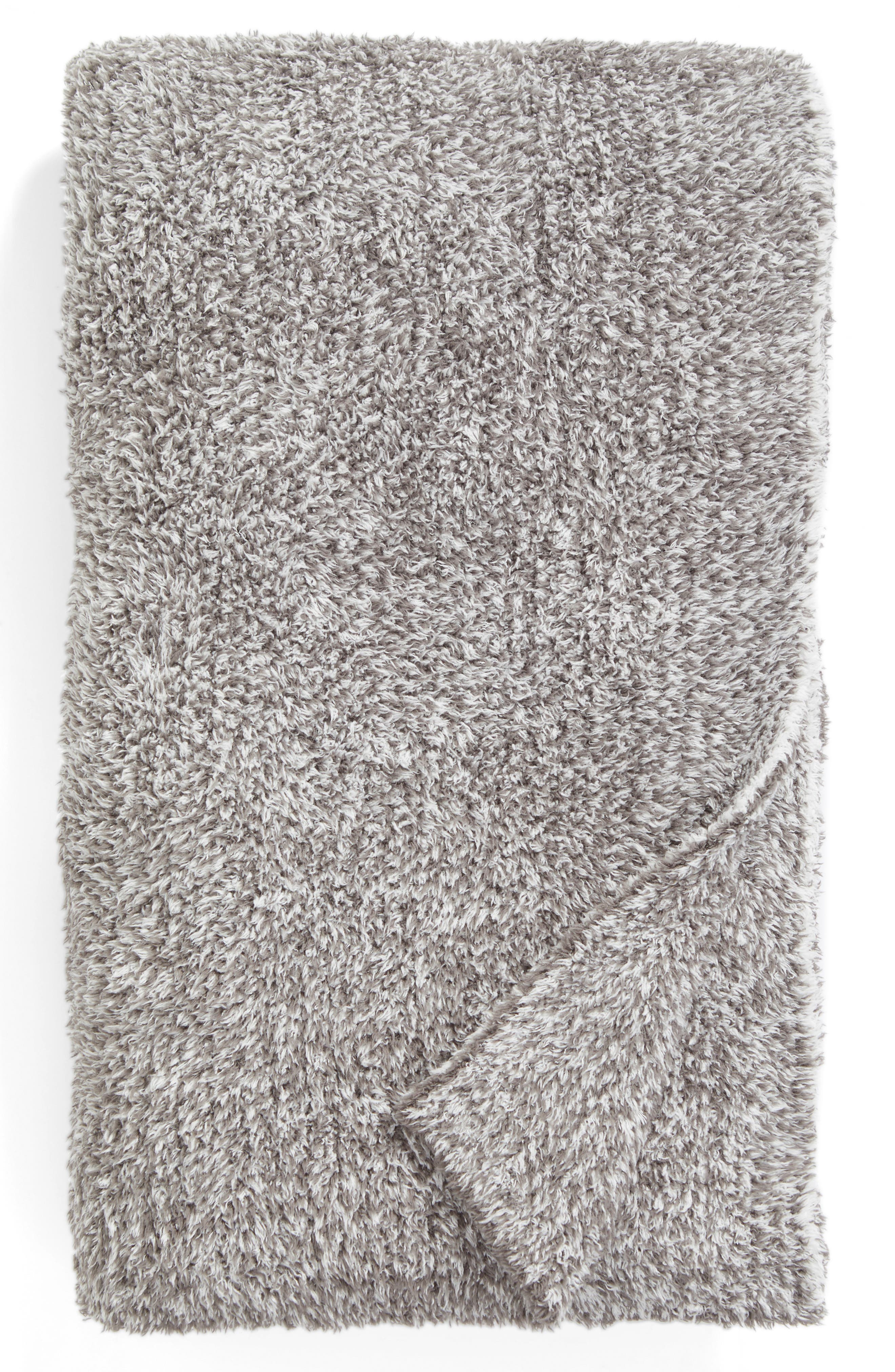 Barefoot Dreams® Cozychic® Heathered Throw Blanket