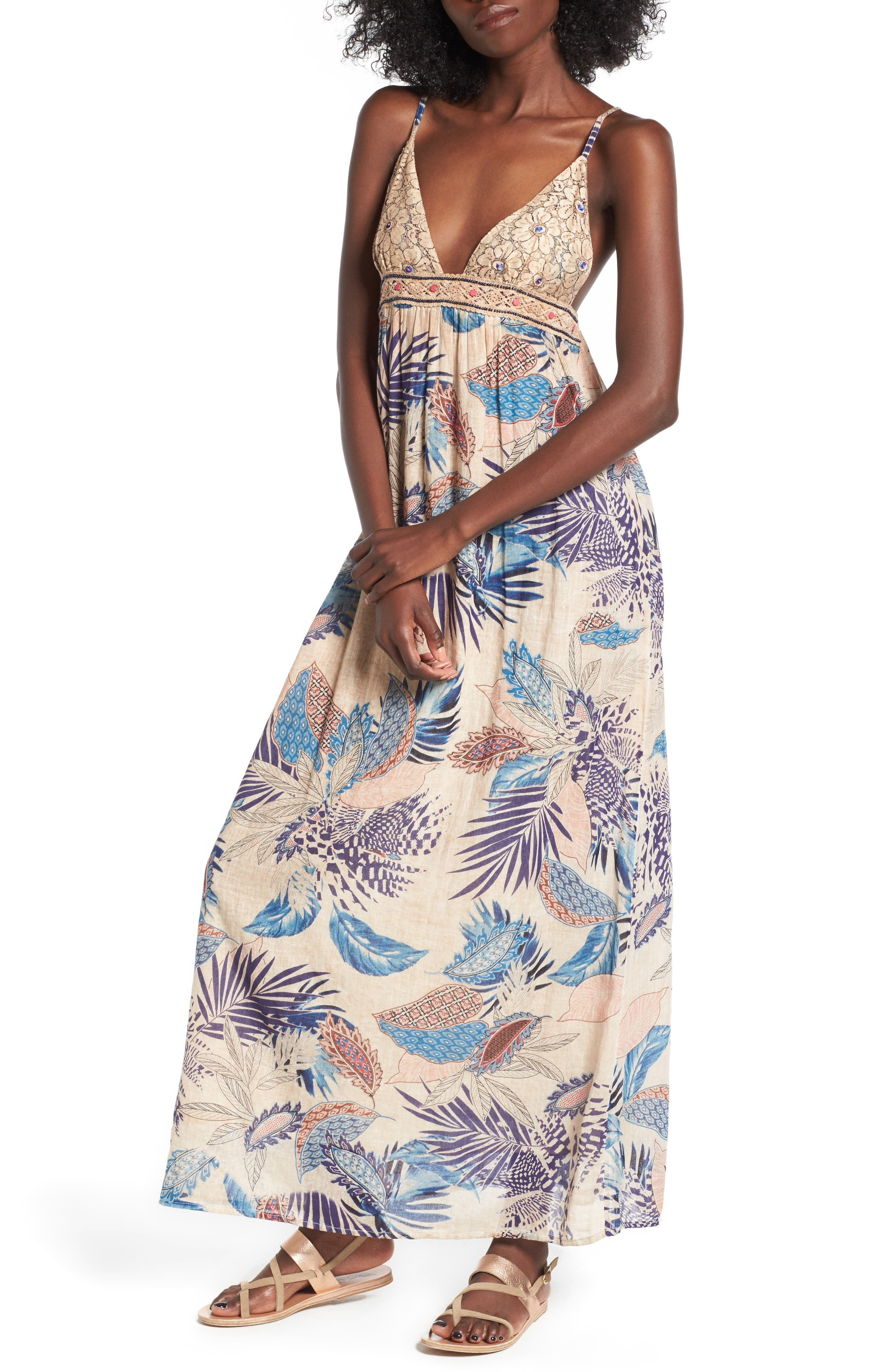 Raga Tropic Vibes Maxi Dress