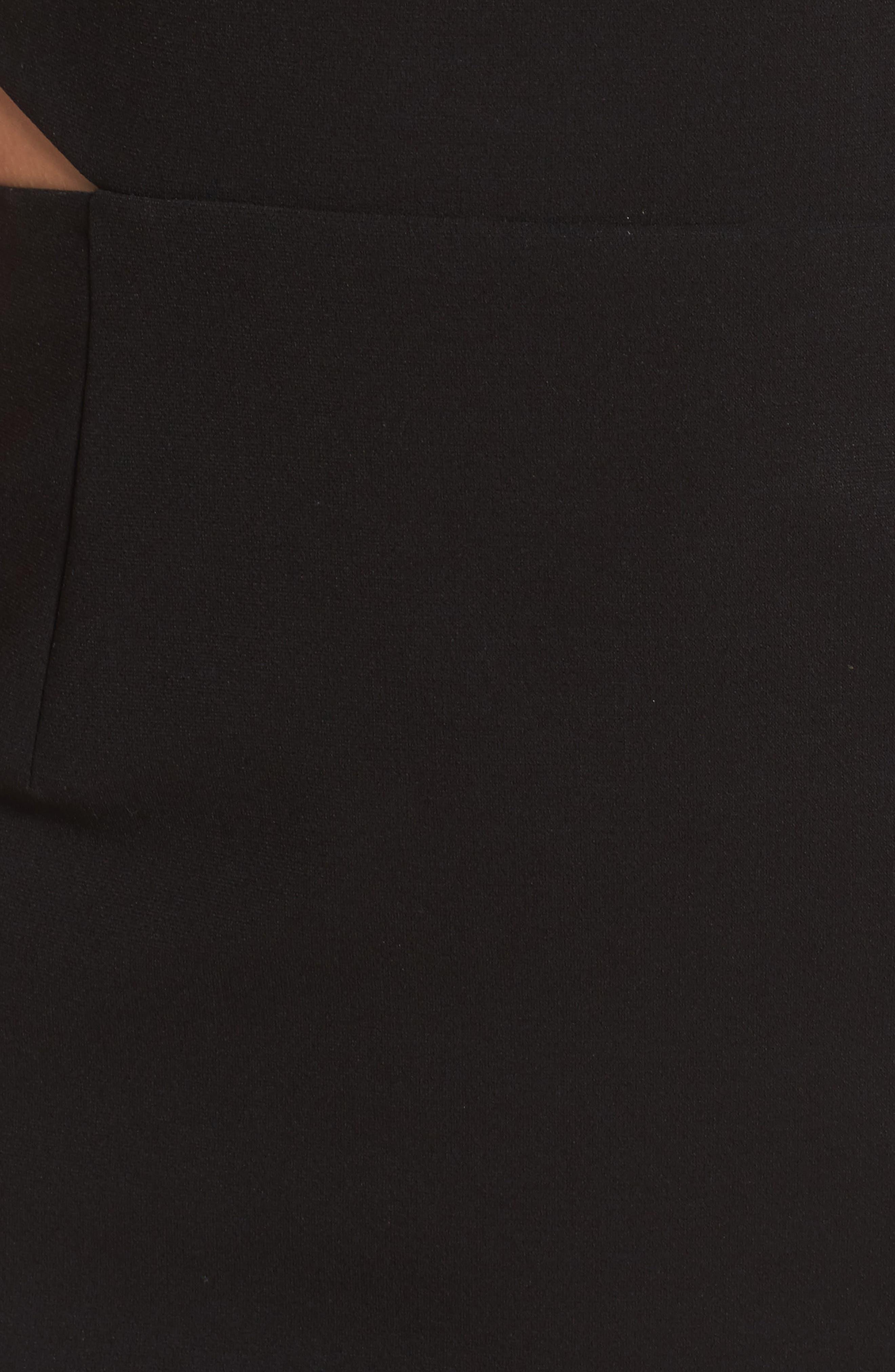 Alternate Image 5  - Jill Jill Stuart One-Shoulder Sheath Dress