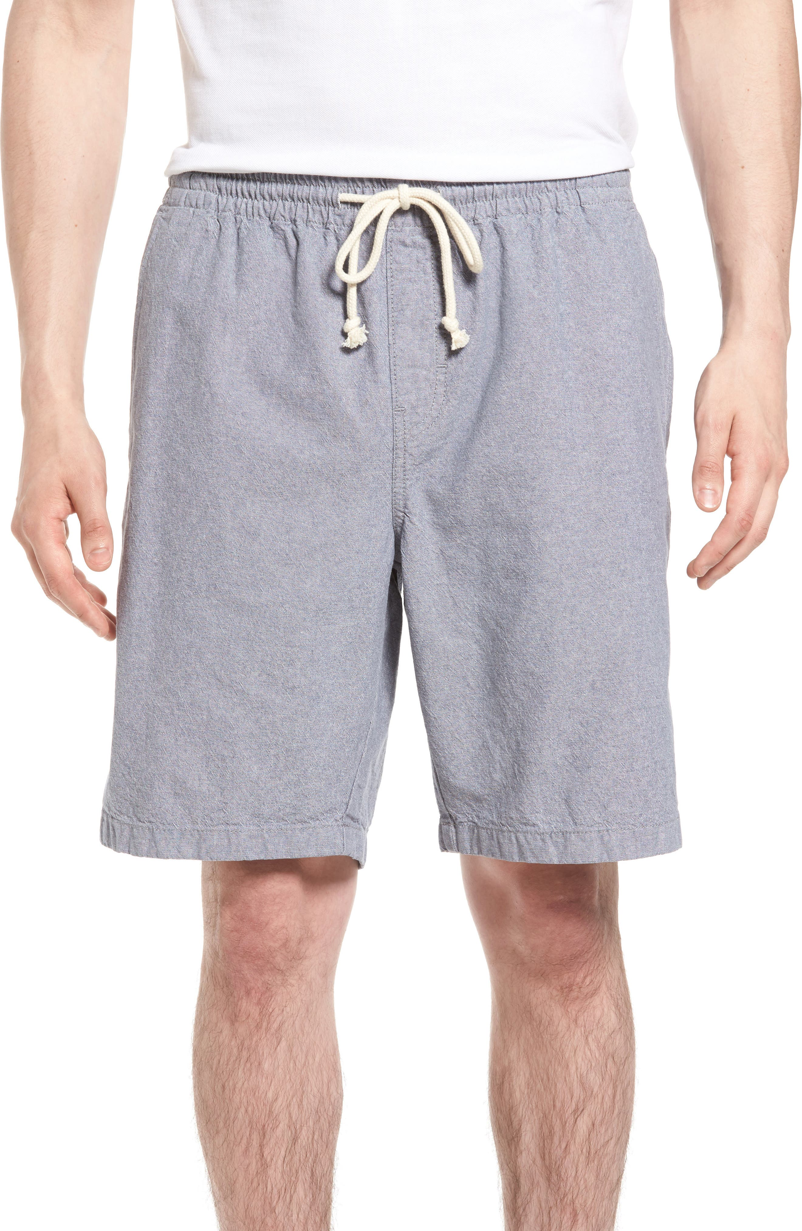 Nordstrom Men's Shop Chambray Shorts