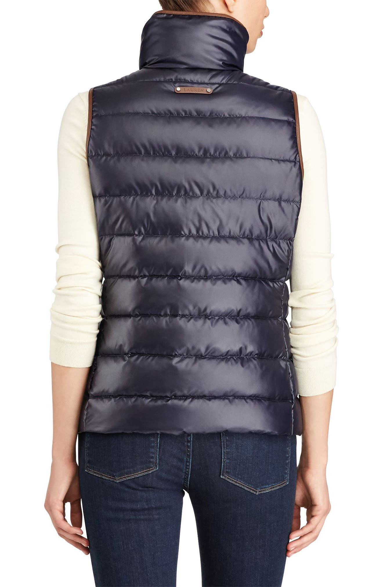 Alternate Image 3  - Lauren Ralph Lauren Quilted Down Vest