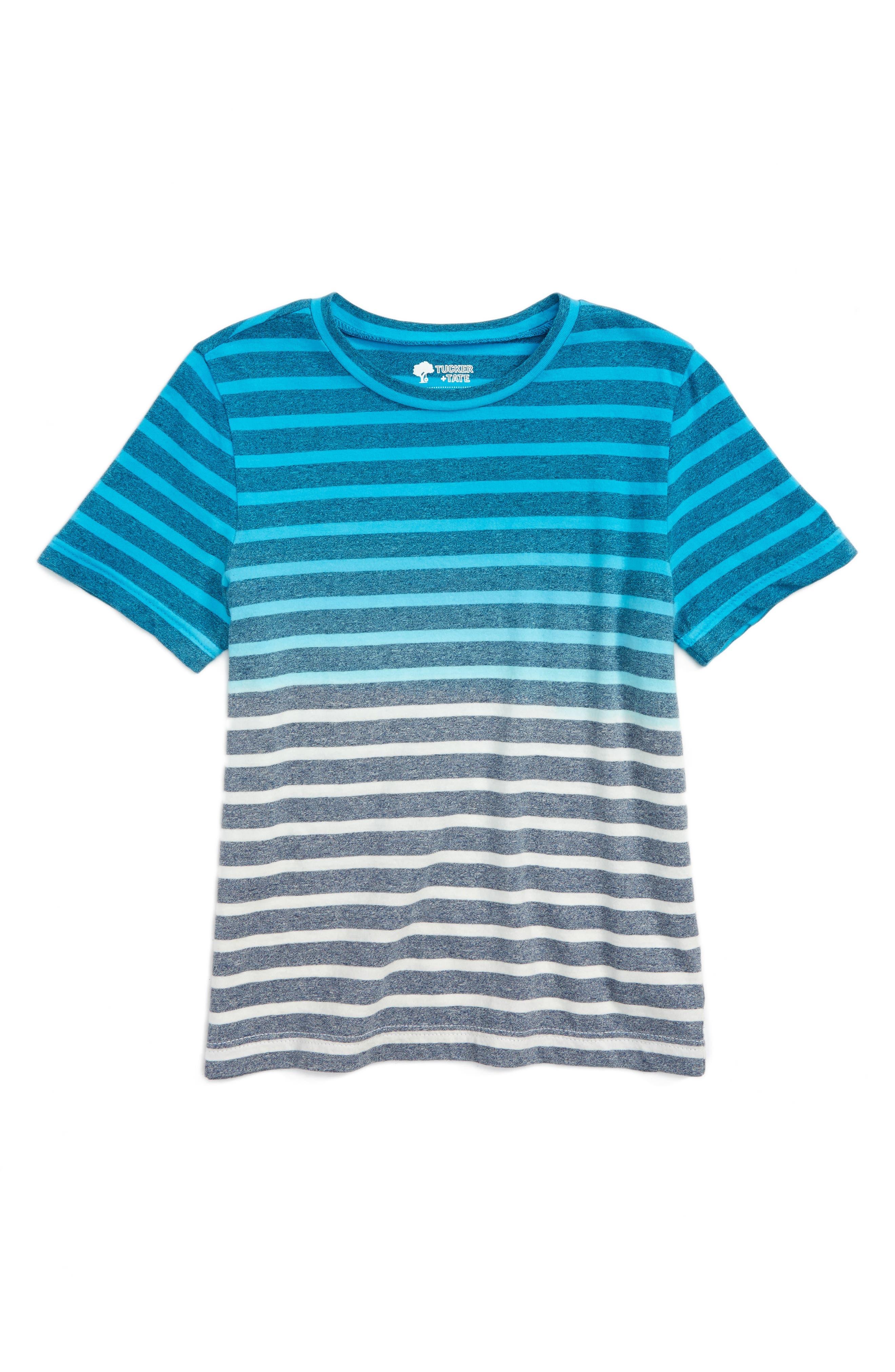 Tucker + Tate Dip Dye T-Shirt (Toddler Boys & Little Boys)