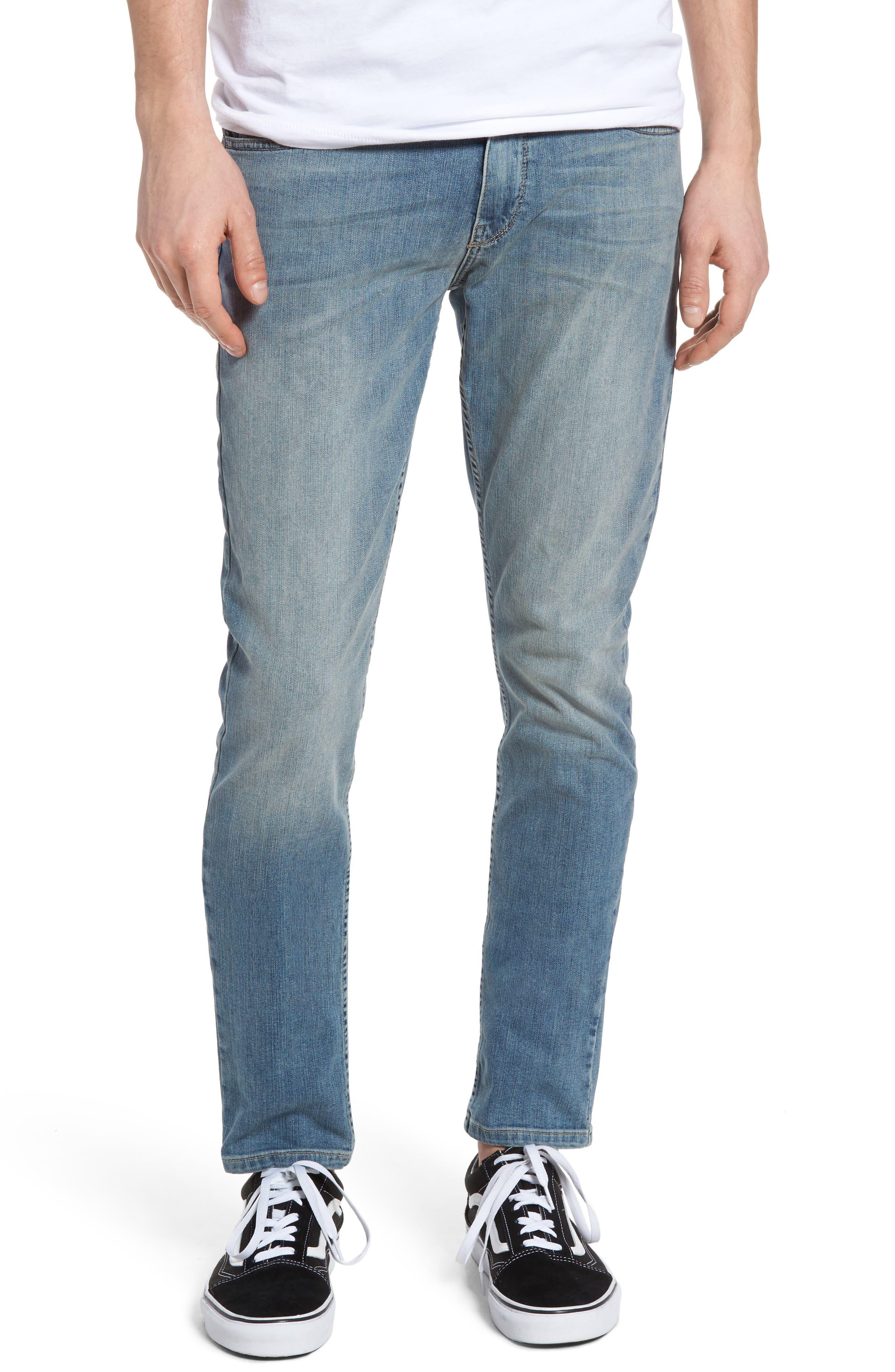 PAIGE Croft Skinny Fit Jeans (Jesse)